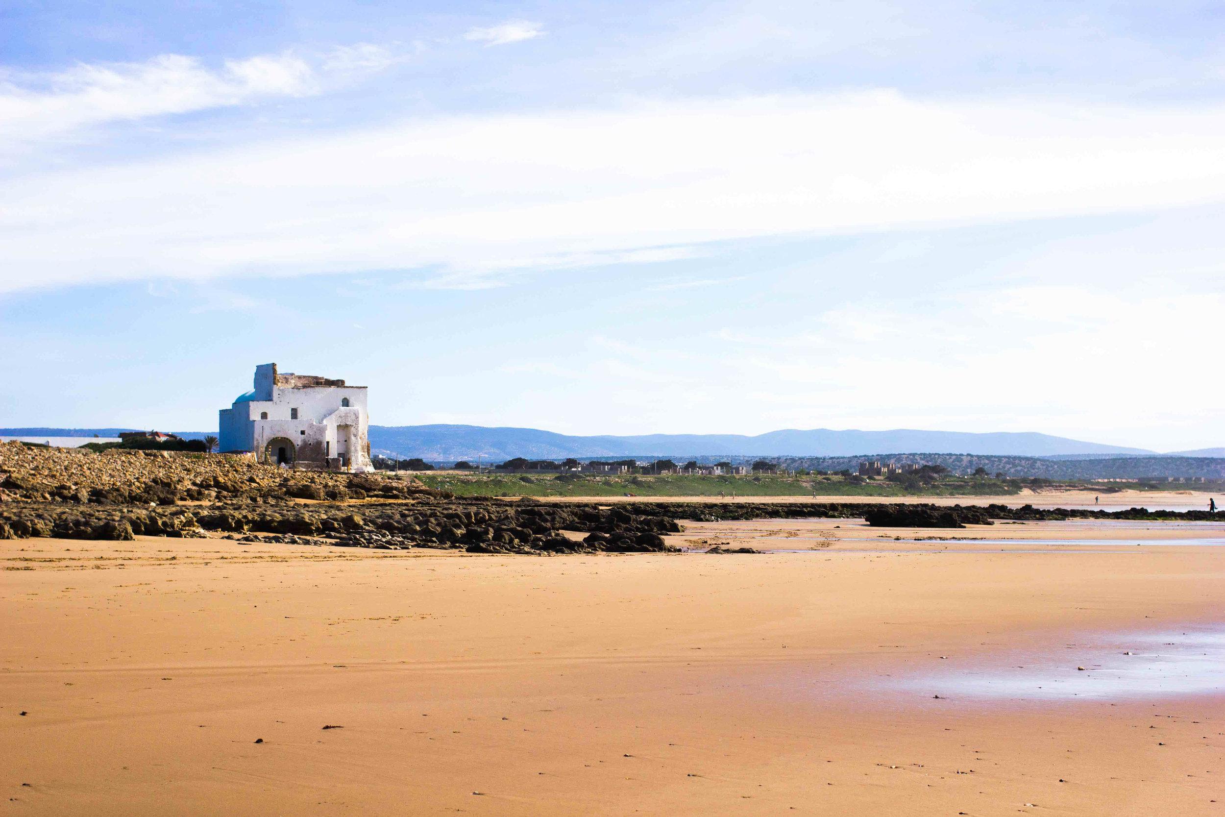 meditatie-retreat-strand-marokko