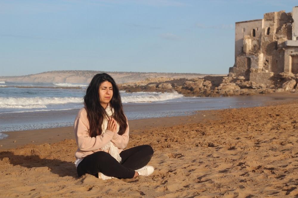 Mediteren-strand-marokko-retreat