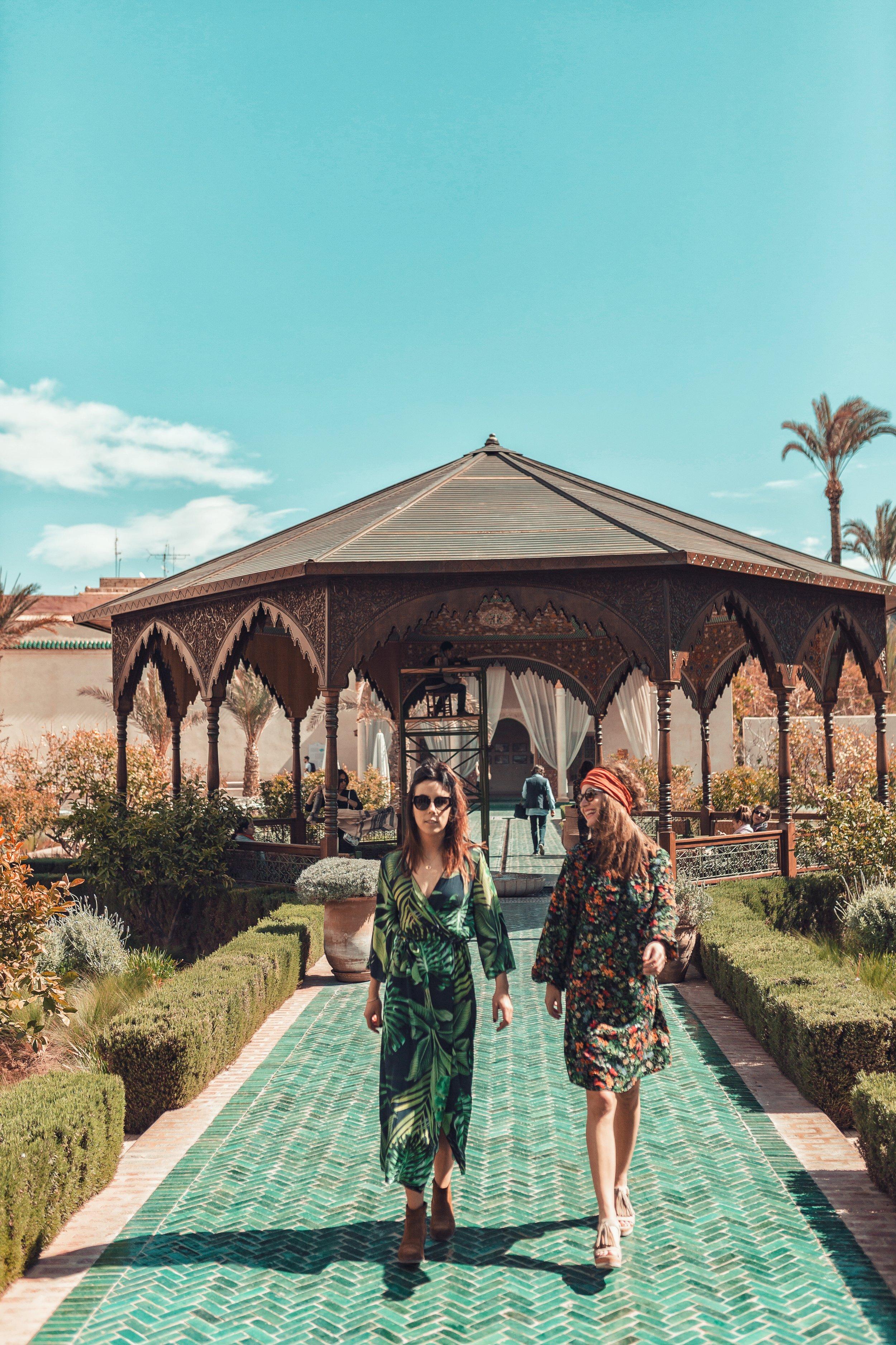 Explore Marokko -