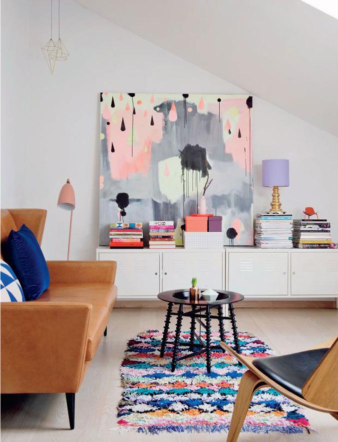 Boucherouite Carpets - Inspiration