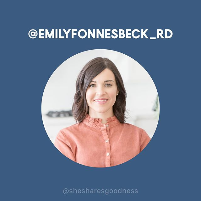 """Hi friends! I've shared before that #intuitiveeating is something I've been educating myself about. Today's guest post is from @emilyfonnesbeck_rd who also helps run @eatconfident.co. ⠀ ⠀ I've been learning that I can nourish my body with fruits/veggies but I also learned that I don't need to feel guilty over """"fun foods"""" and listening to my hunger and fullness cues. I'm learning to move my body because it's fun and beneficial, not because I'm trying to get a desired look.⠀ ⠀ Here are some words of wisdom from Emily:⠀ ⠀ """"The problem isn't, never was, nor ever will be, YOU. You are perfectly capable of knowing how to eat and your body is perfectly capable of self-regulating weight.""""⠀ ⠀ Get more nuggets of wisdom from Emily by swipping through this post of images! and lastly, are any of you leaning more towards intuitive eating instead of """"dieting""""? Share your thoughts!⠀   #mindfuleating #nutrition #emotionaleating #healthy #wellness #bodylove #bodypositive #nourishment #nourishingwisdom #eatingpsychology #consciouseating #eatconfident"""