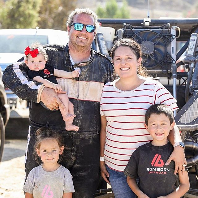 "#davisfamilyweekendupdate⁠ ⁠ Blaine: Led the pack of the Davis boys during our offroad race this weekend!⁠ ⁠ Priscilla: Managed to only forget ONE thing while packing and that's a miracle. (We packed a few RZRs but I forgot a razor for my legs...they needed it haha)⁠ ⁠ Slade: Getting so big he needs a new @ironbornoffroad shirt.⁠ ⁠ Emma: Was so dirty and scruffy that she looked like an orphan kid off ""Annie""⁠ ⁠ Lucy: Showed off her new race gear and was a perfect traveler 🙌🏼"