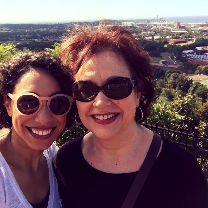 shana-and-mom-east-rock