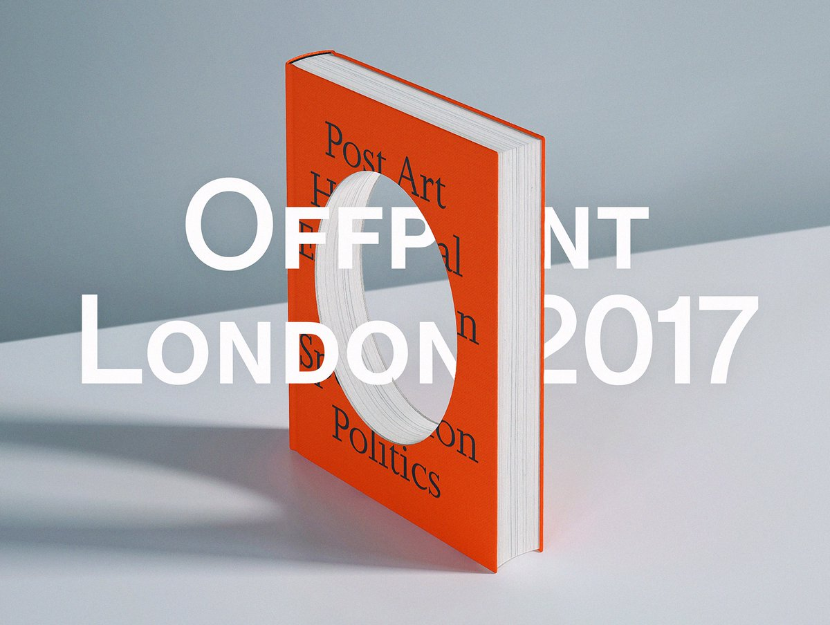 19-21 May TATE Modern Turbine Hall  I will be participating in Offprint London this year. You can find my specially made postcards  Essential Truisms for 2017  at Royal College of Art's table.