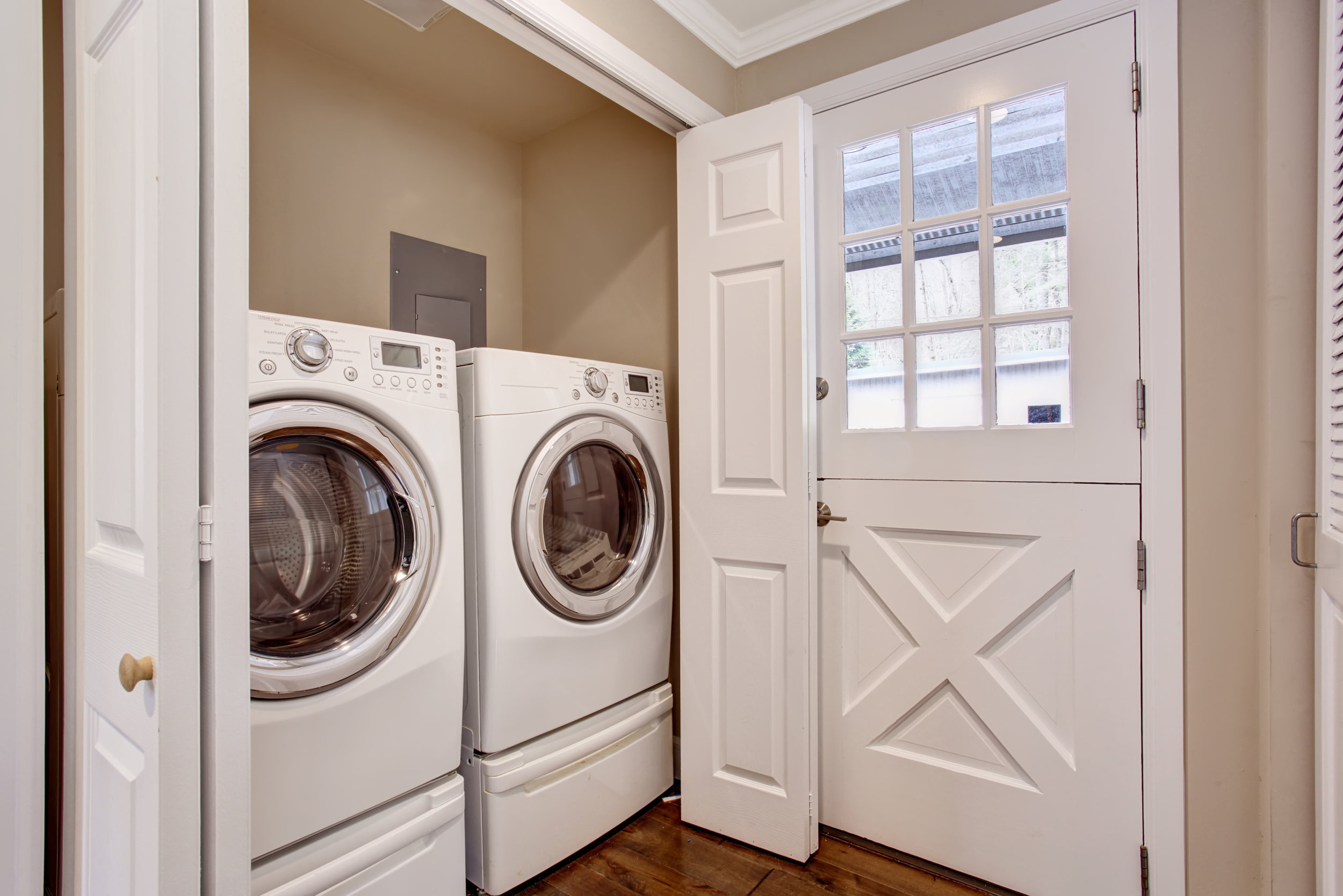 Laundry & Utility Room installation & upgrade -