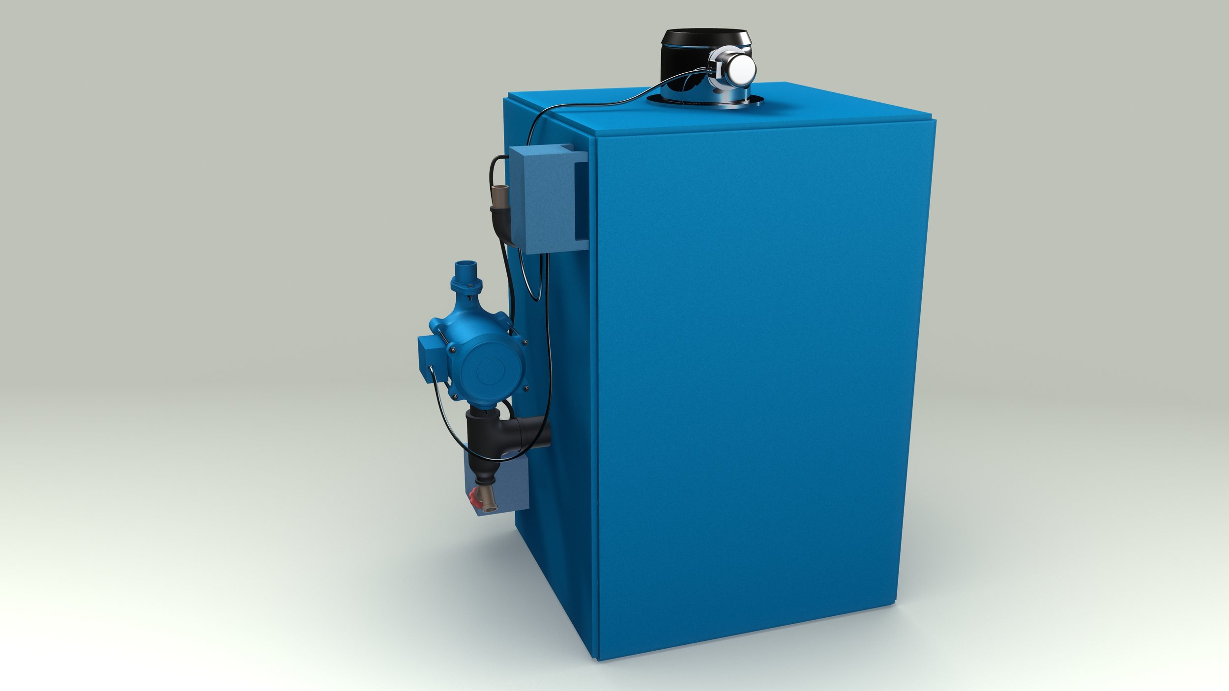 Energy-Saving boilers and burners installed -