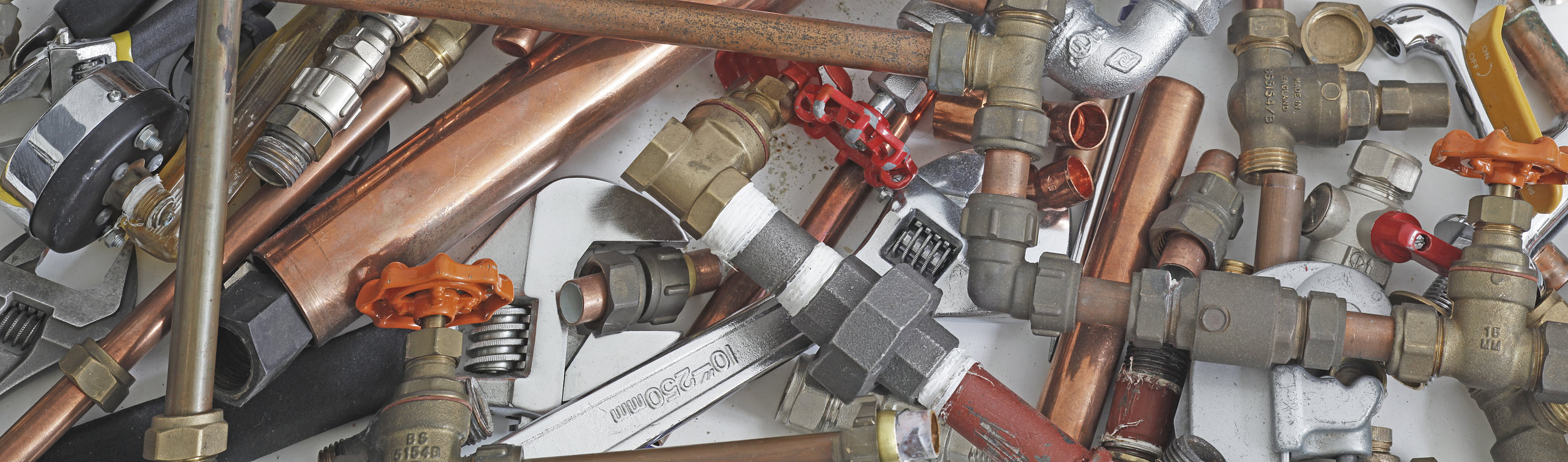 If you have a plumbing issue or project, call us. -