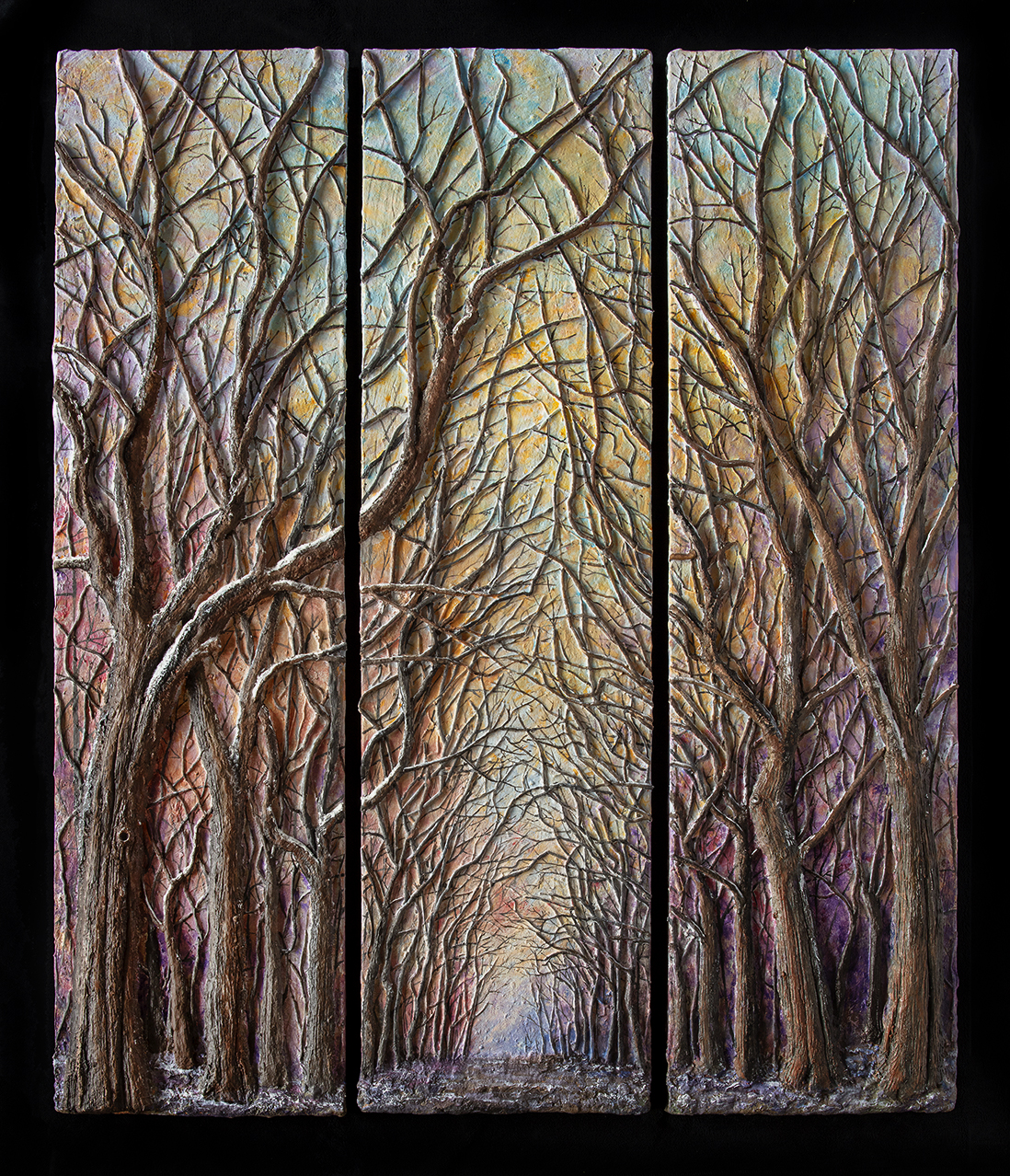 A Walk in the Winter Woods