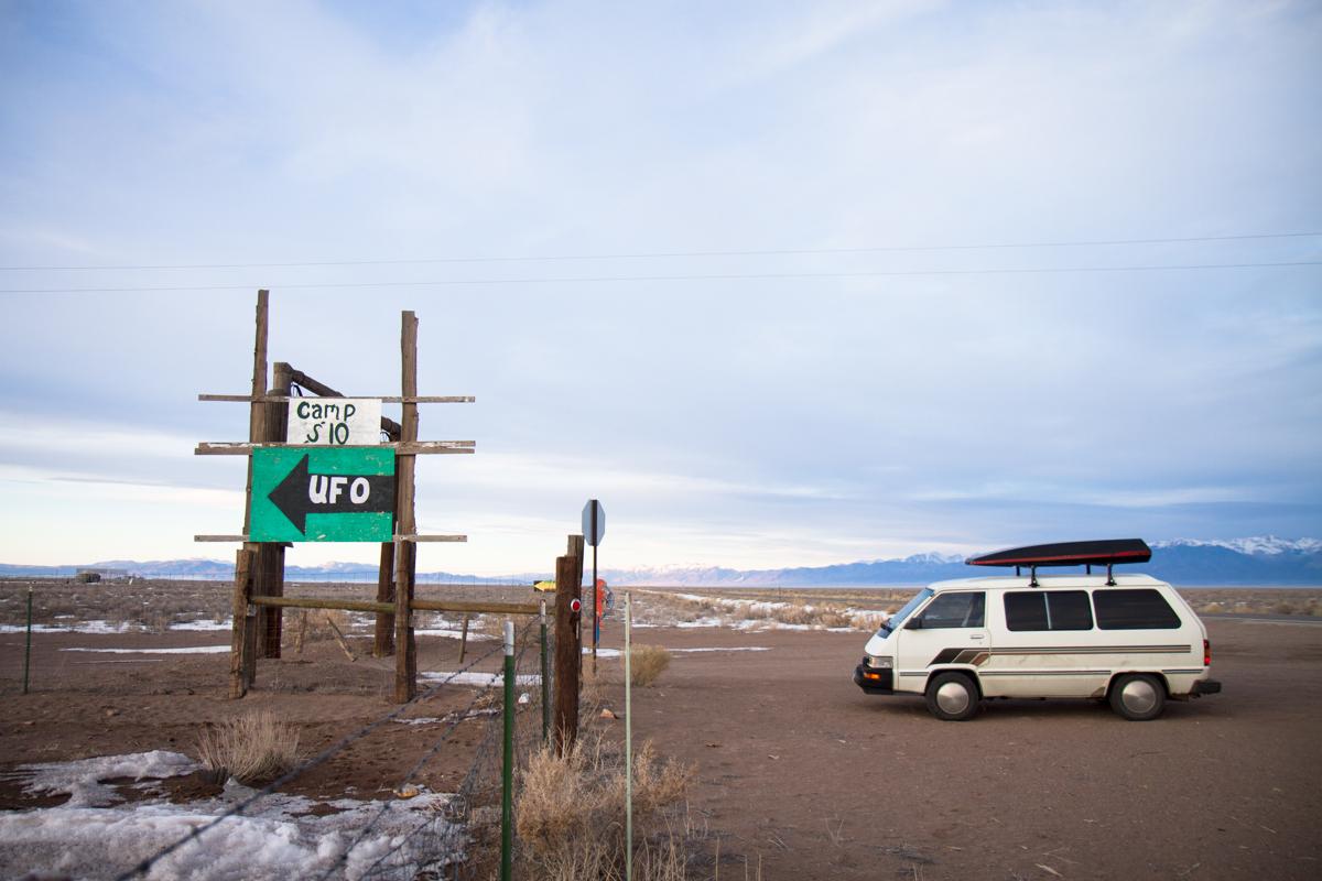 UFO Watchtower - Hooper, Colorado - 2012