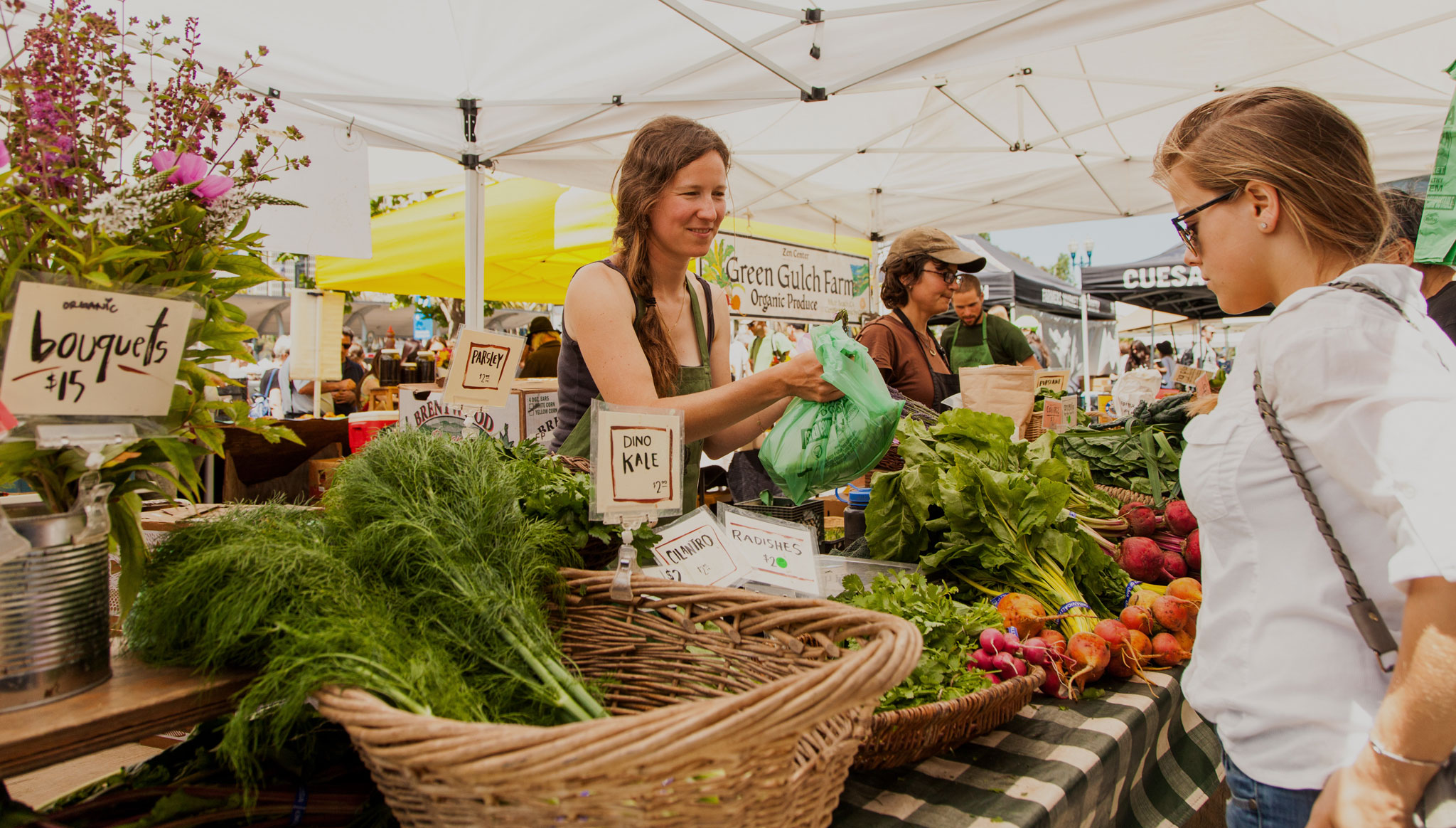 Farmer's Market - Get to Know Your Fruits and Vegetables