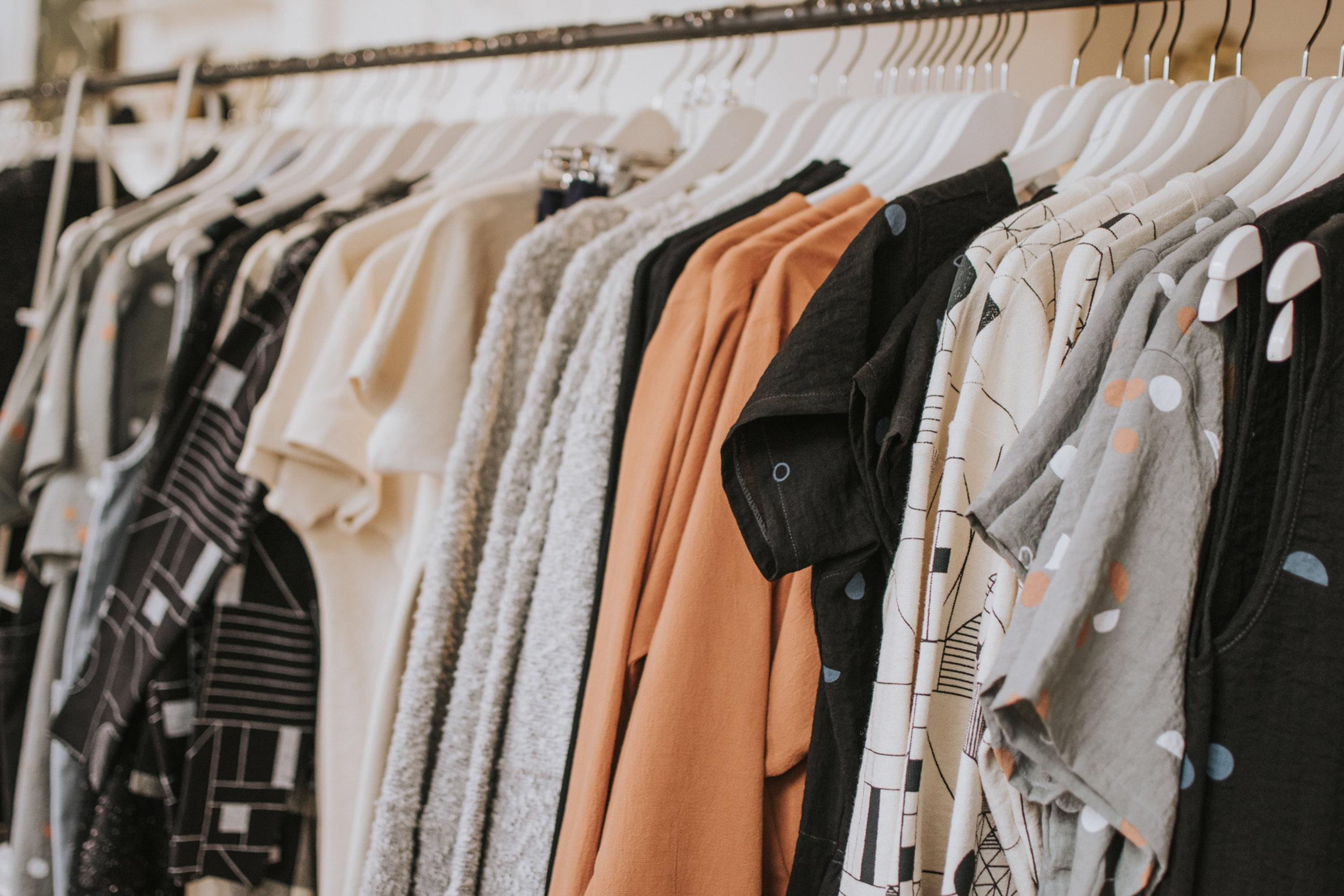 FASHION - Closet Spring Clean