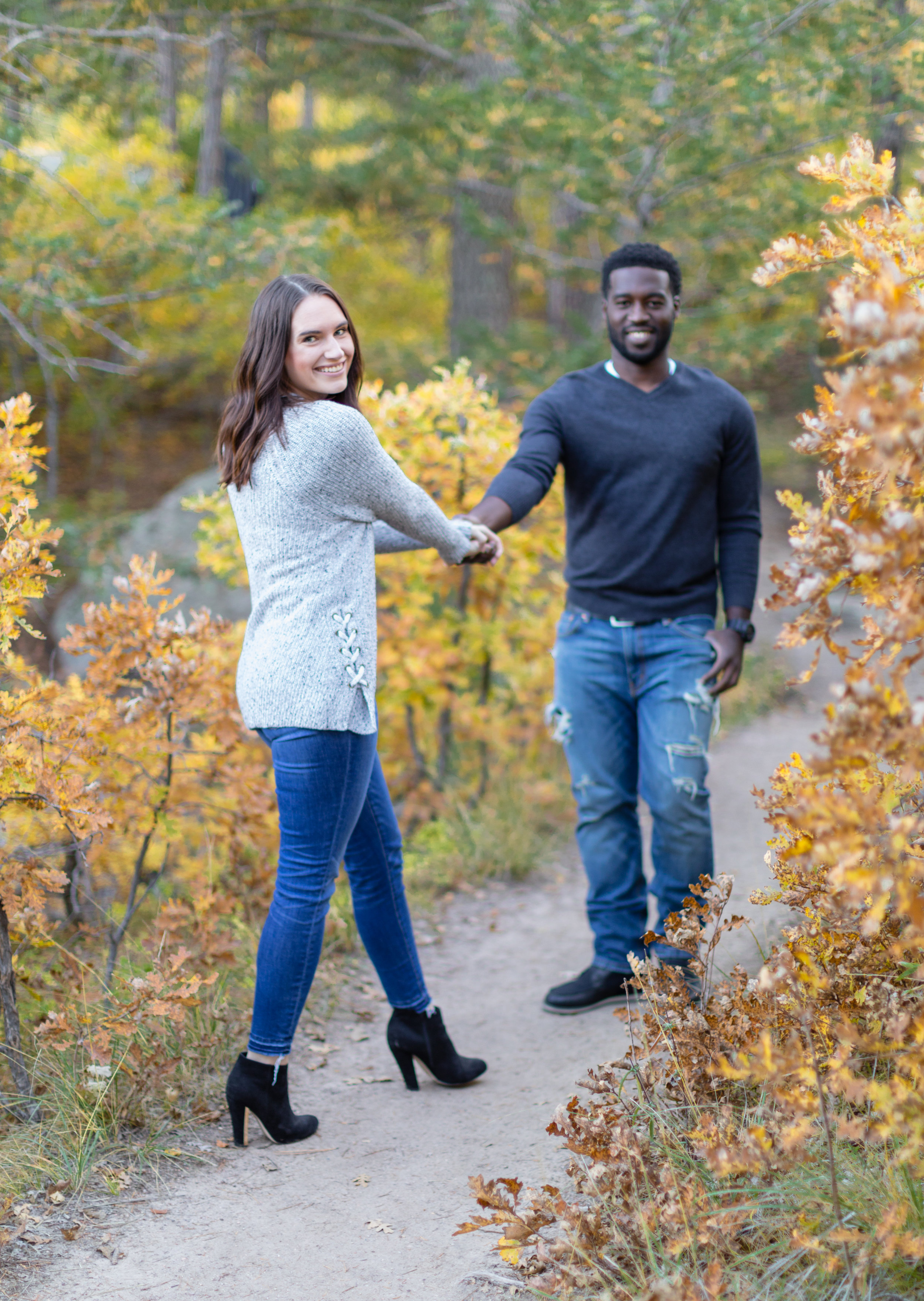 Kara T. - Cody is an excellent photographer, he has shot family photos & engagement photos for us and they always turn out so amazing and beautiful! What really sets him apart is his patience and attention to detail. I cannot say enough great things about our photos done by Cody!