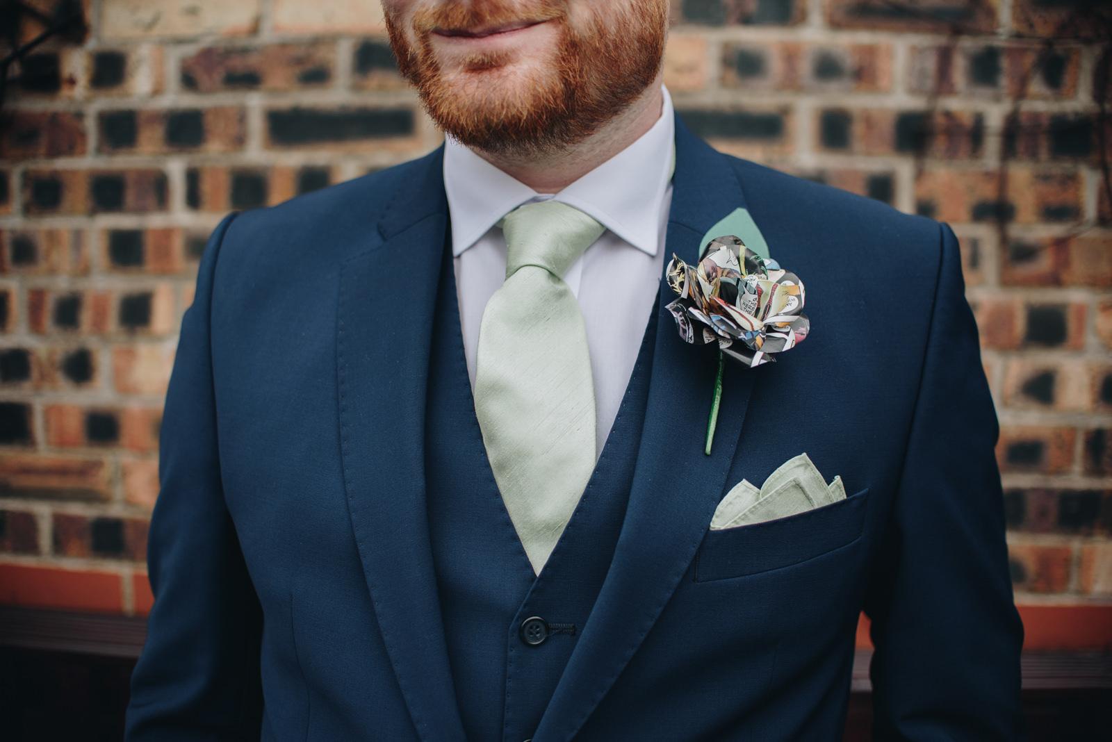 Alternative Manchester North West Wedding Photography, The Wellbeing Farm Wedding Photography | The Pin-Up Bride