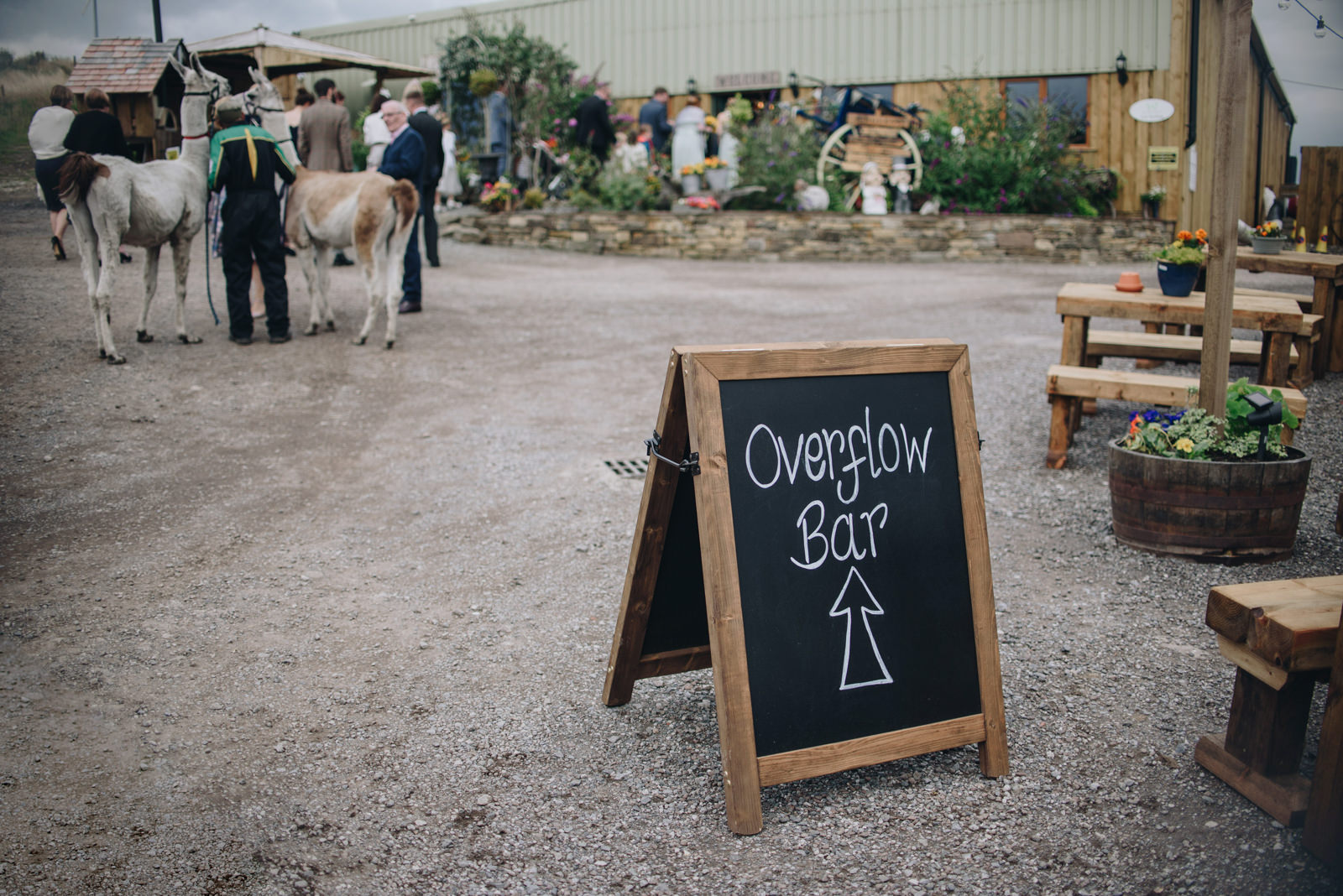 Alternative Manchester North West Wedding Photography, The Wellbeing Farm Wedding Photography | Rustic Pokemon Comic Book Wedding| The Pin-Up Bride