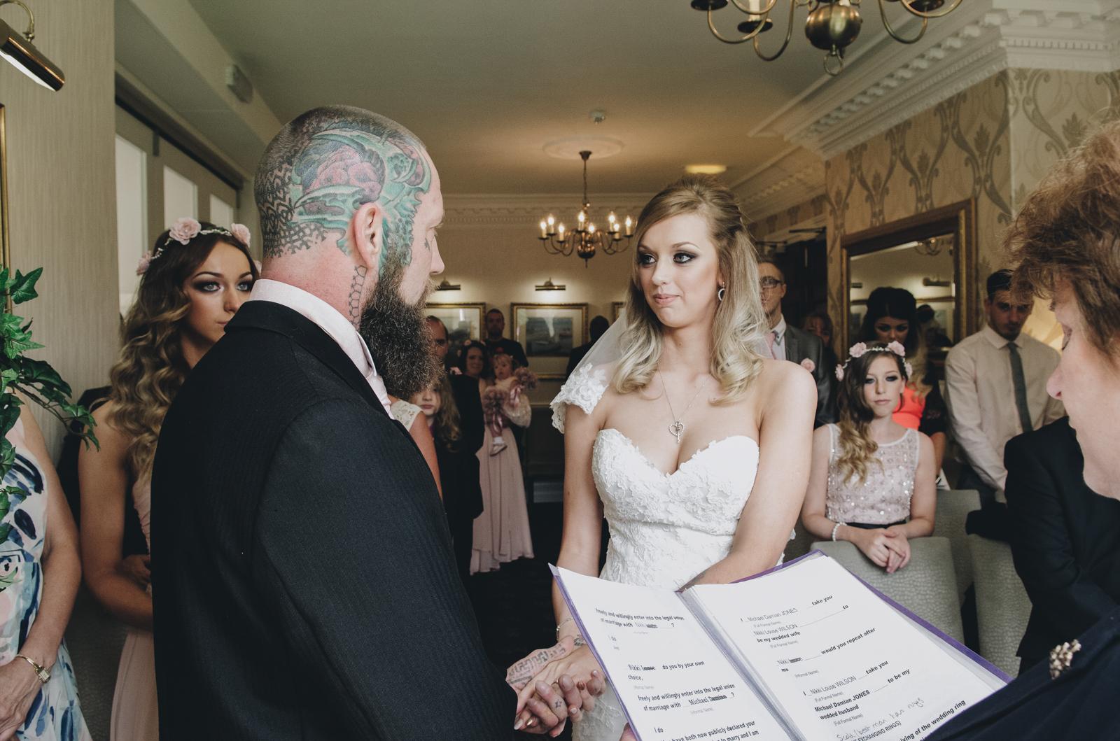 Alternative-North-West-Manchester-Wedding-Photography-Astley-bank-Wedding-skull-cake-tattooed-groom-16.jpg
