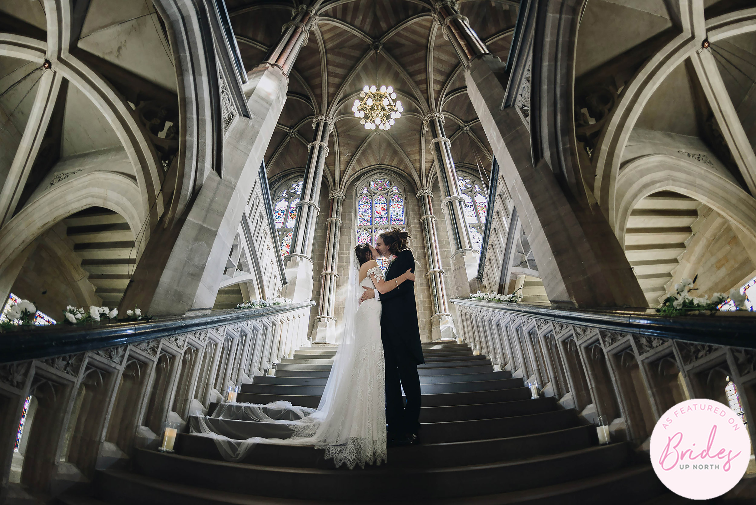 Rochdale Town Hall Vegan Wedding
