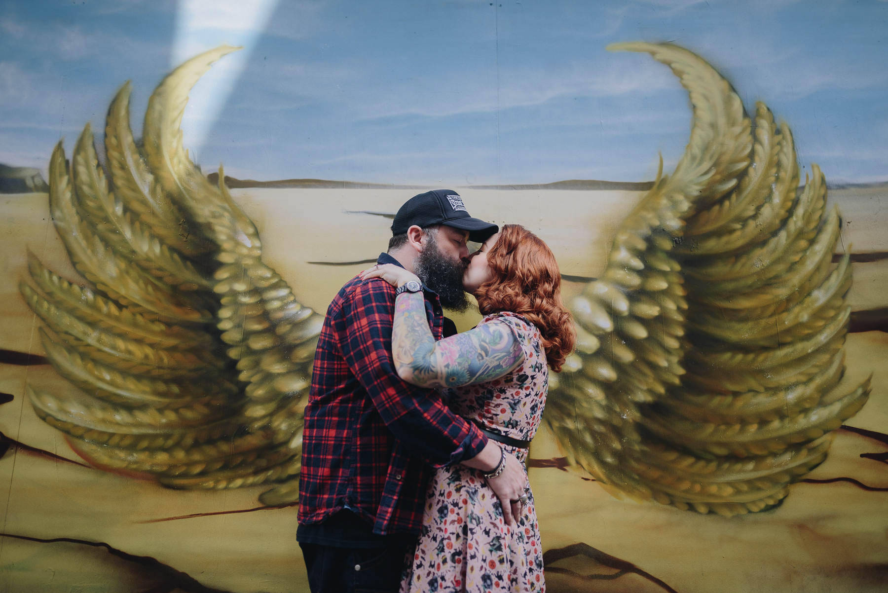Manchester NQ Engagement Photography