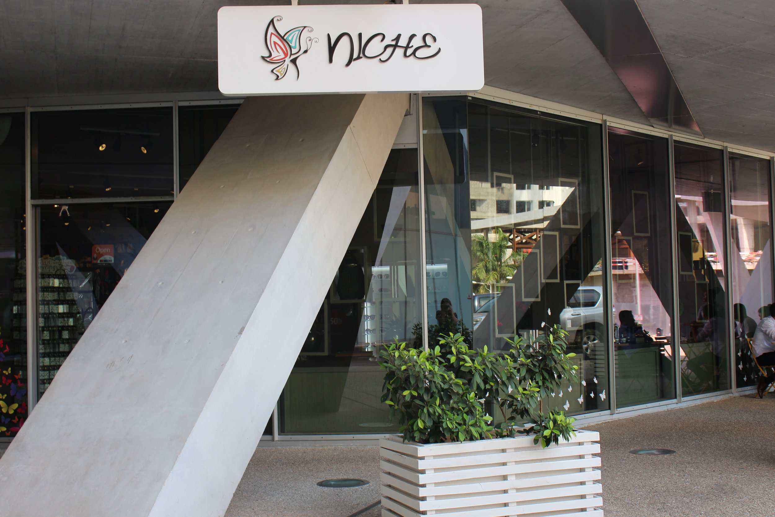 Niche Expressions  One Airport Square, Airport City  026 438 0057