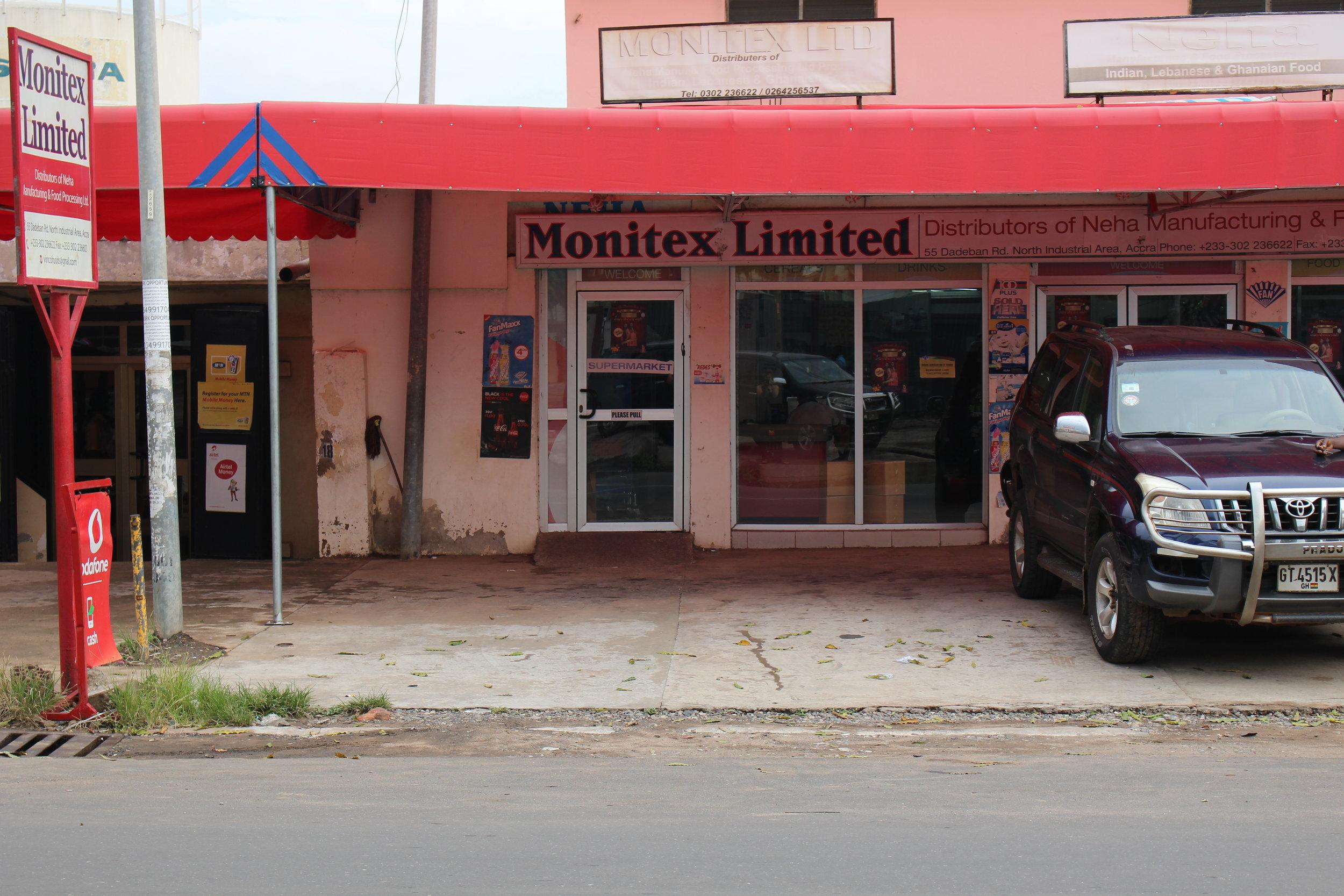 Monetix   55 Dadeban Road, North Industrial Area  030 223 6622