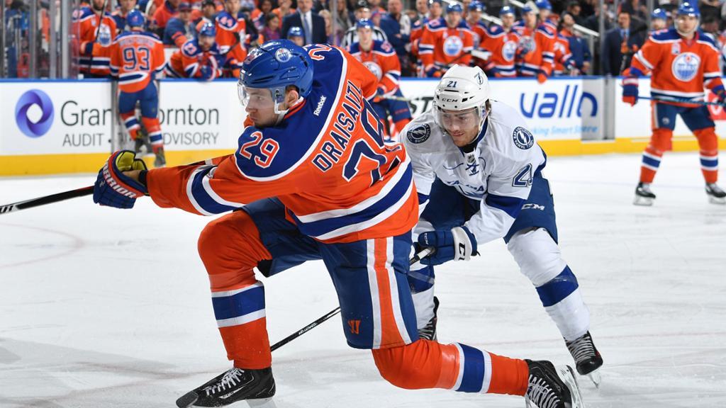Leon Draisatl. Photo courtesy of NHL.com