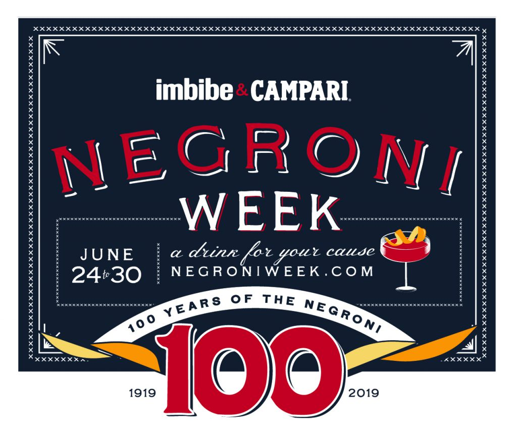 Welcome to Negroni Week, presented by    Imbibe Magazine    and    Campari   .  Imbibe launched Negroni Week in 2013 as a celebration of one of the world's great cocktails and an effort to raise money for charities around the world. Since 2013, Negroni Week has grown from about 120 participating venues to almost 10,000 venues around the world, and to date, they have collectively raised about $2 million for charitable causes.  For one week every June, bar and restaurants mix classic Negronis and Negroni variations for a great cause. To participate, each venue signs up at  negroniweek.com , chooses from our list of  official charity partners , and makes an immediate donation to that charity. Then they can return during and after Negroni Week to make additional donations to their chosen charity. After Negroni Week is complete, we tally up how much was raised collectively by all of our participating bars, restaurants and partners.  Don't forget to keep tabs on the Negroni Week action on Imbibe's Instagram and Twitter feeds ( @imbibe ) and by following the  #NegroniWeek  hashtag. And, of course, be sure to mix yourself a  Negroni !