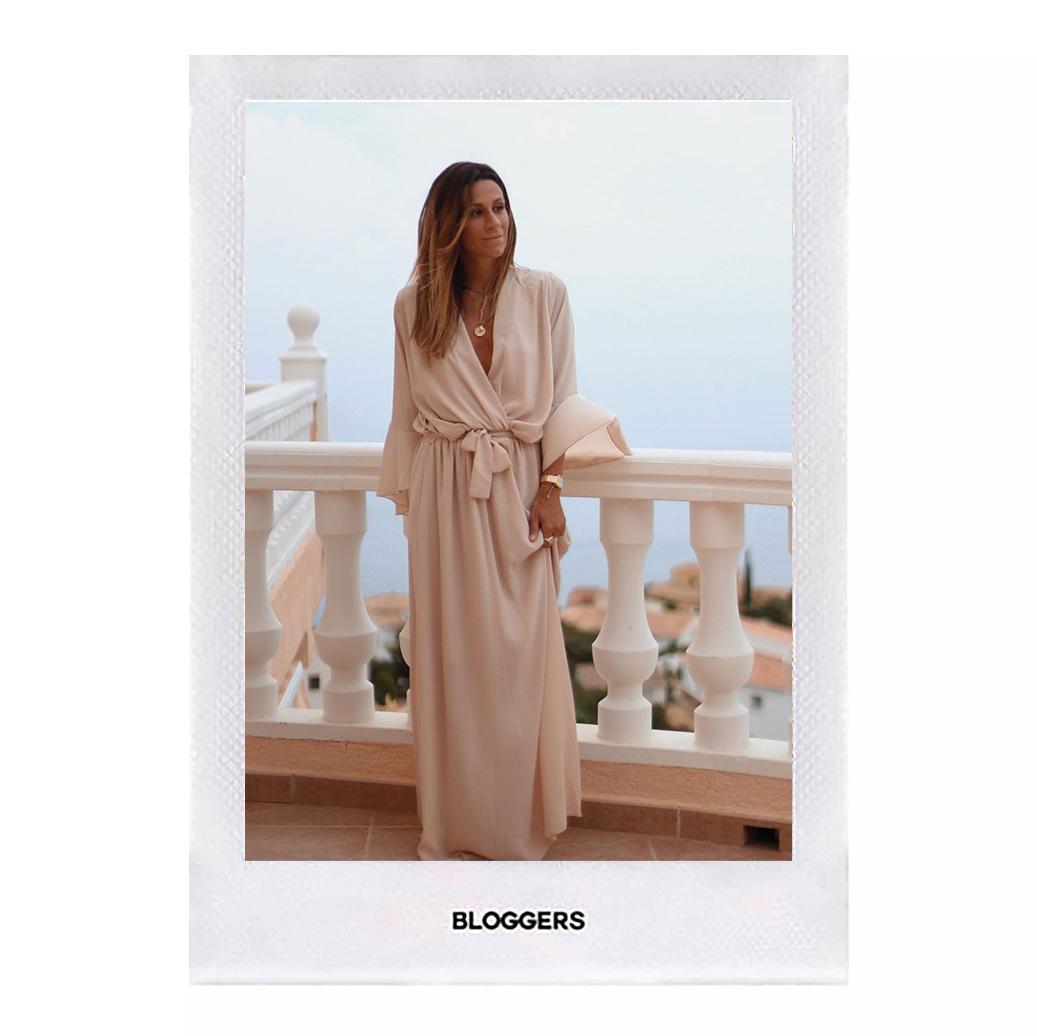 @boho_addict porte la robe Jane