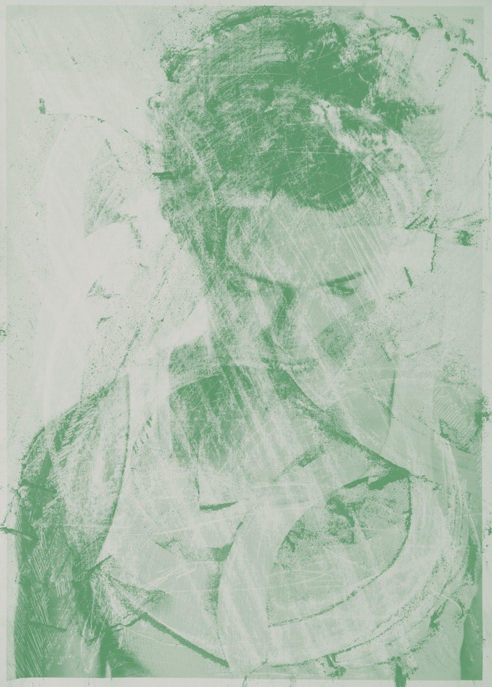 ERASURE UNTITLED 21, TIRAGE PIGMENT ARCHIVE UNIQUE + 1 TA, 52 x 70 CM, 2019