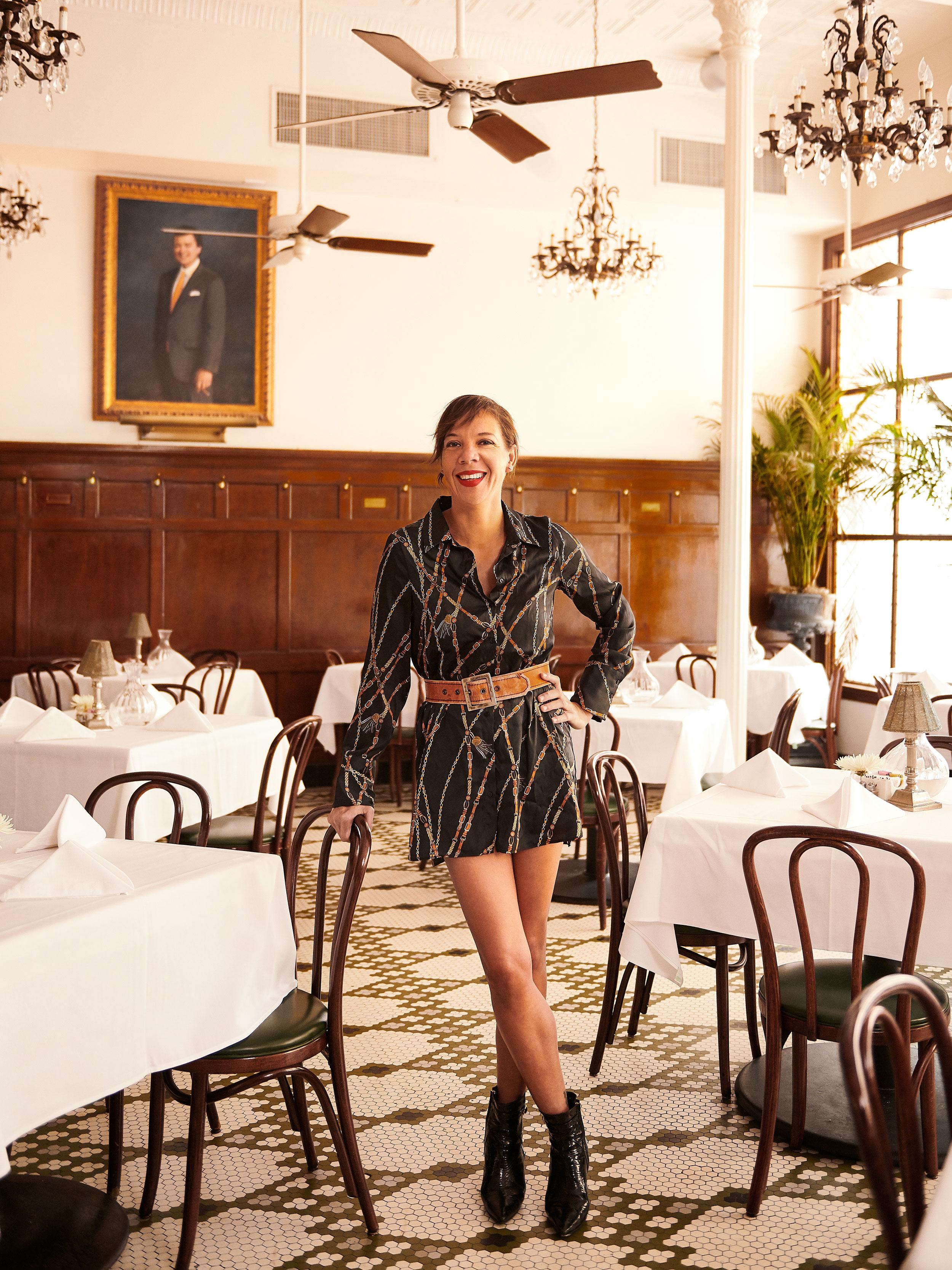 Chef Nina Compton - Robb Report