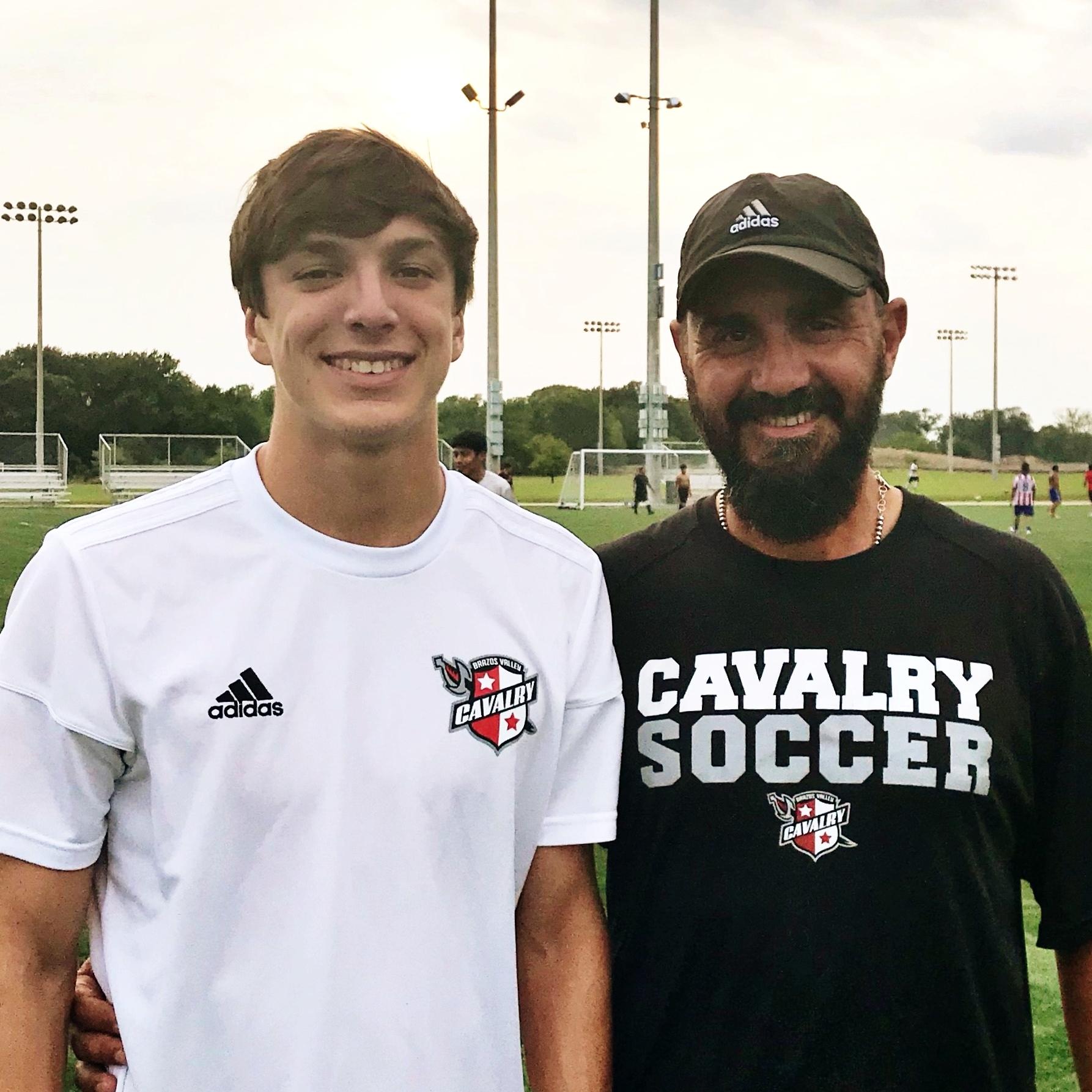 Frank Rodriguez, Cavalry U19, joins  Dynamo US Development Academy