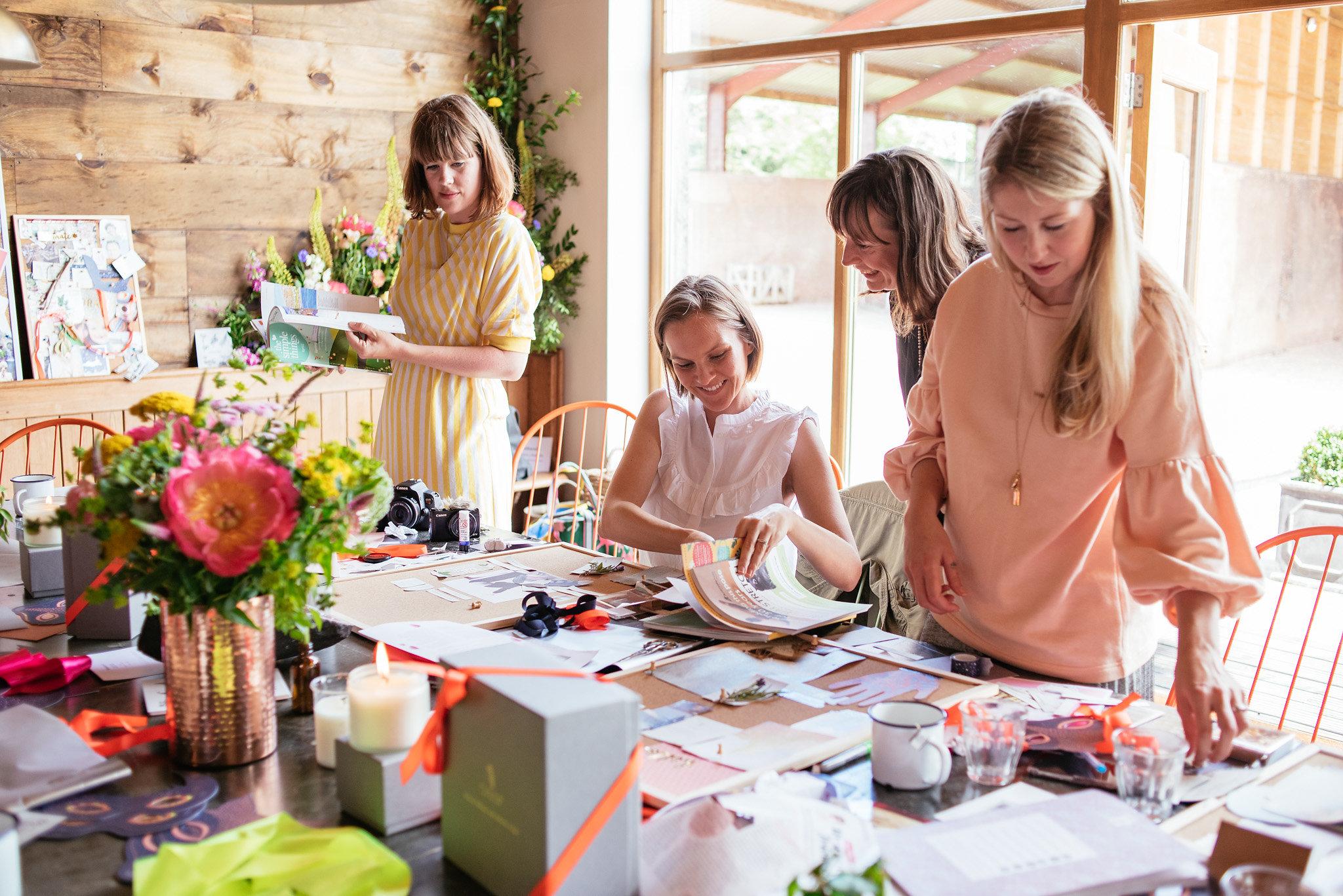 Weekend:IN Creative business workshop