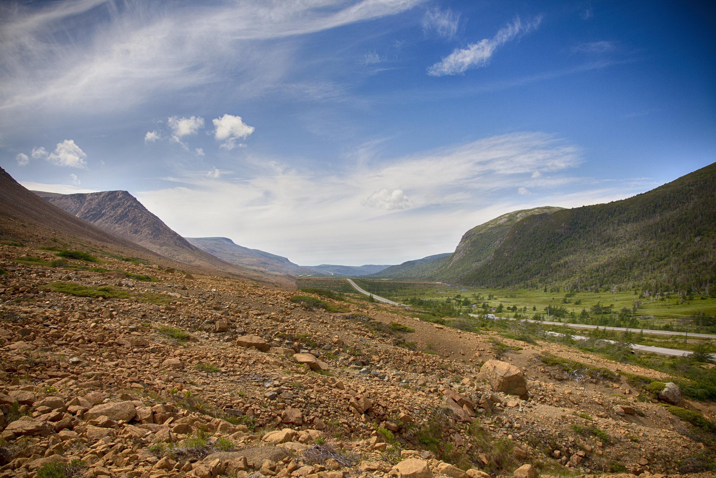 Gros Morne National Park - Across the Blue Planet