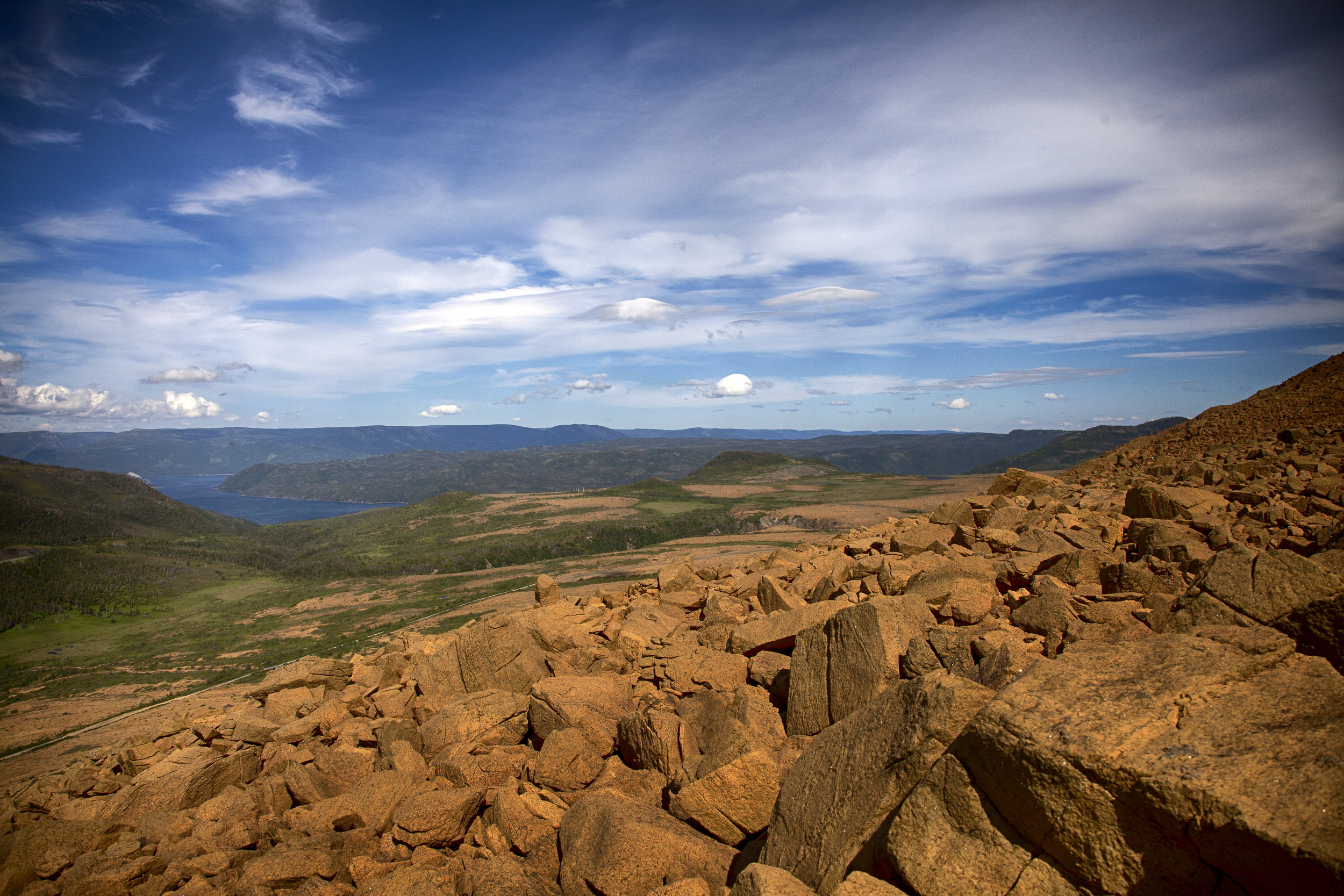 ros Morne National Park - Across the Blue Planet