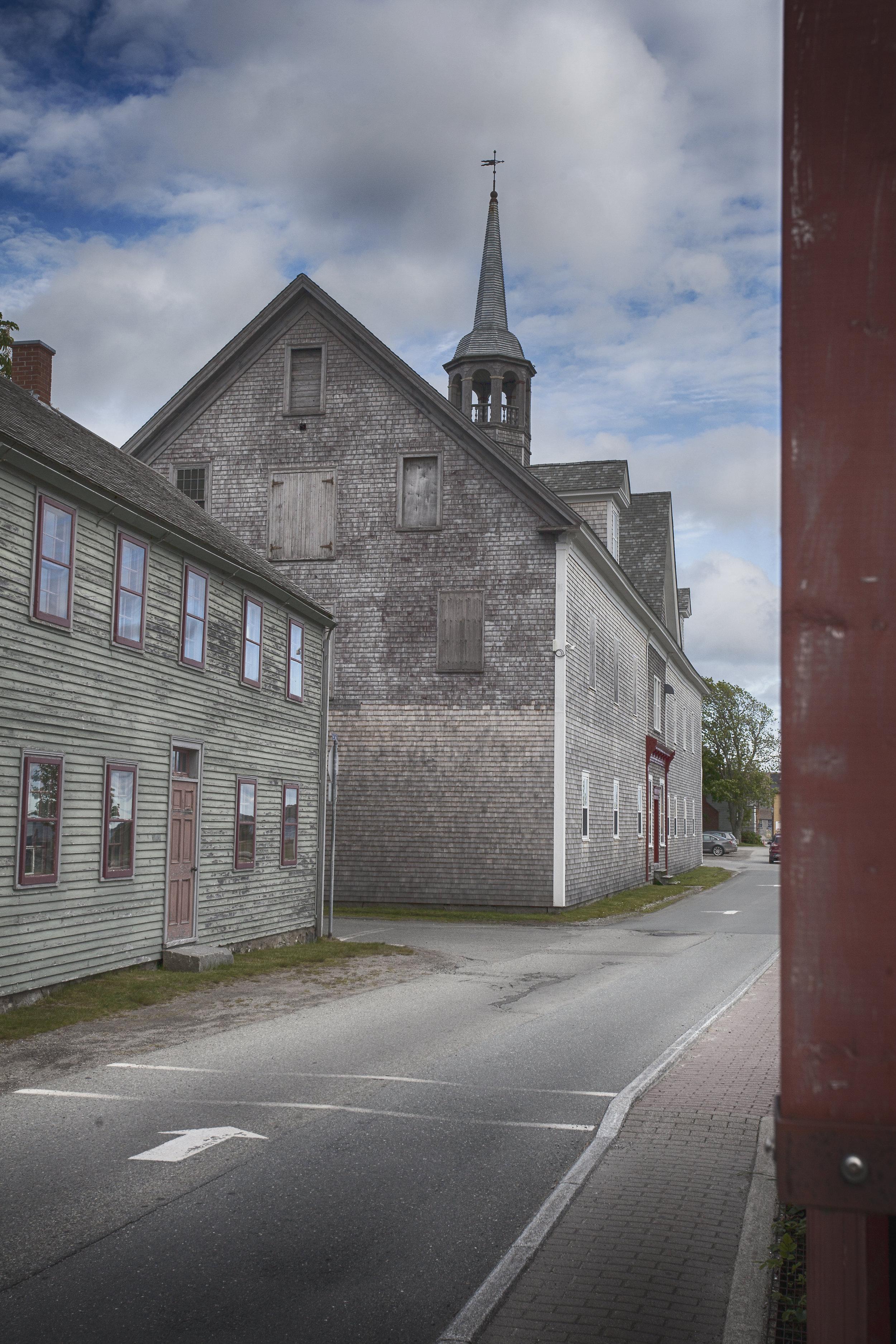 Shelburne Nova Scotia - Across the Blue Planet