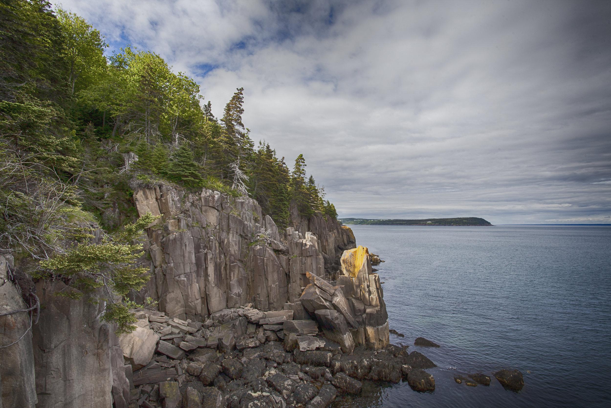 Nova Scotia - Across the Blue Planet