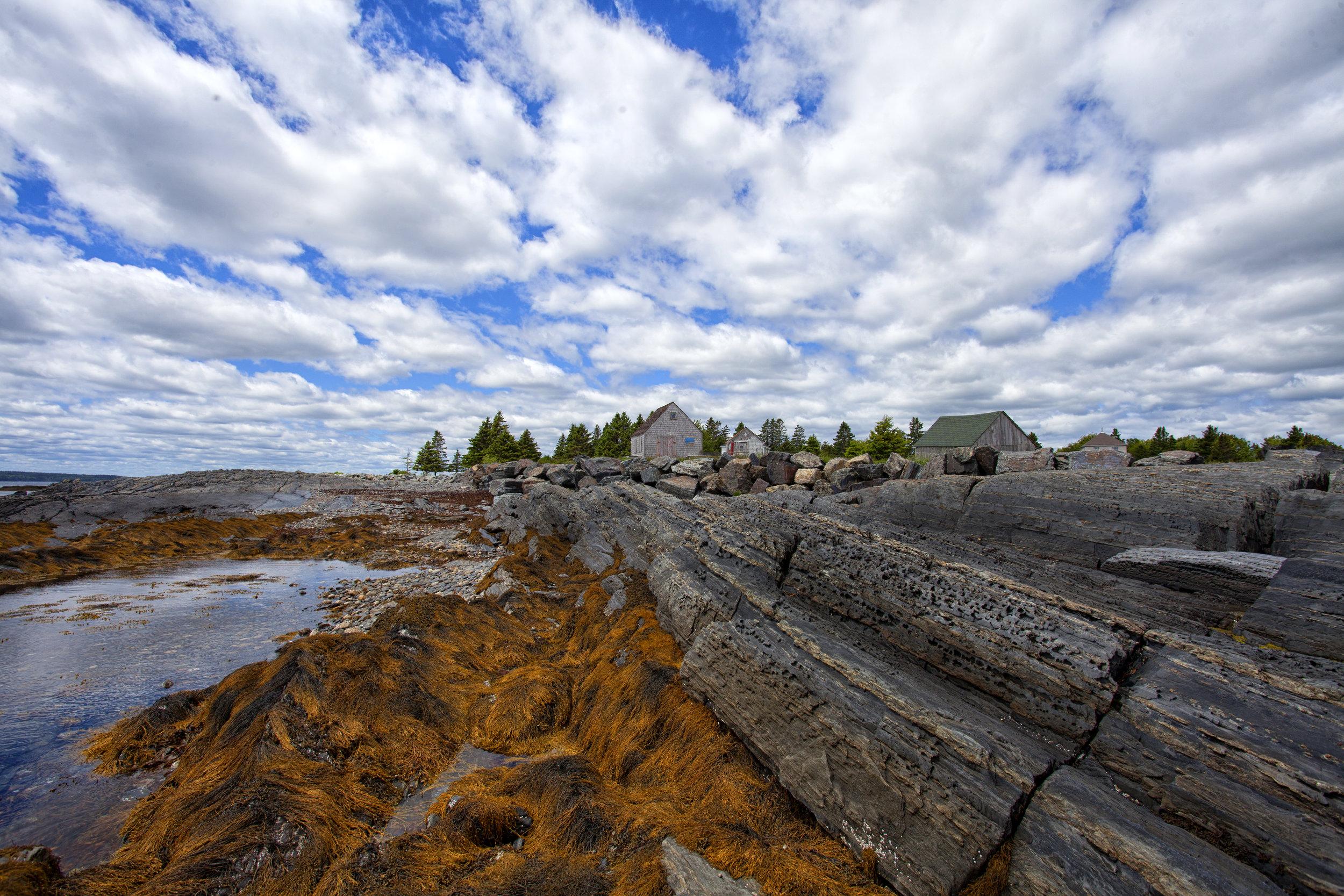 Blue Rocks Nova Scotia - Across the Blue Planet
