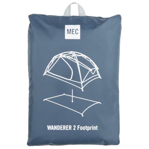 MEC Wanderer 2 Footprint