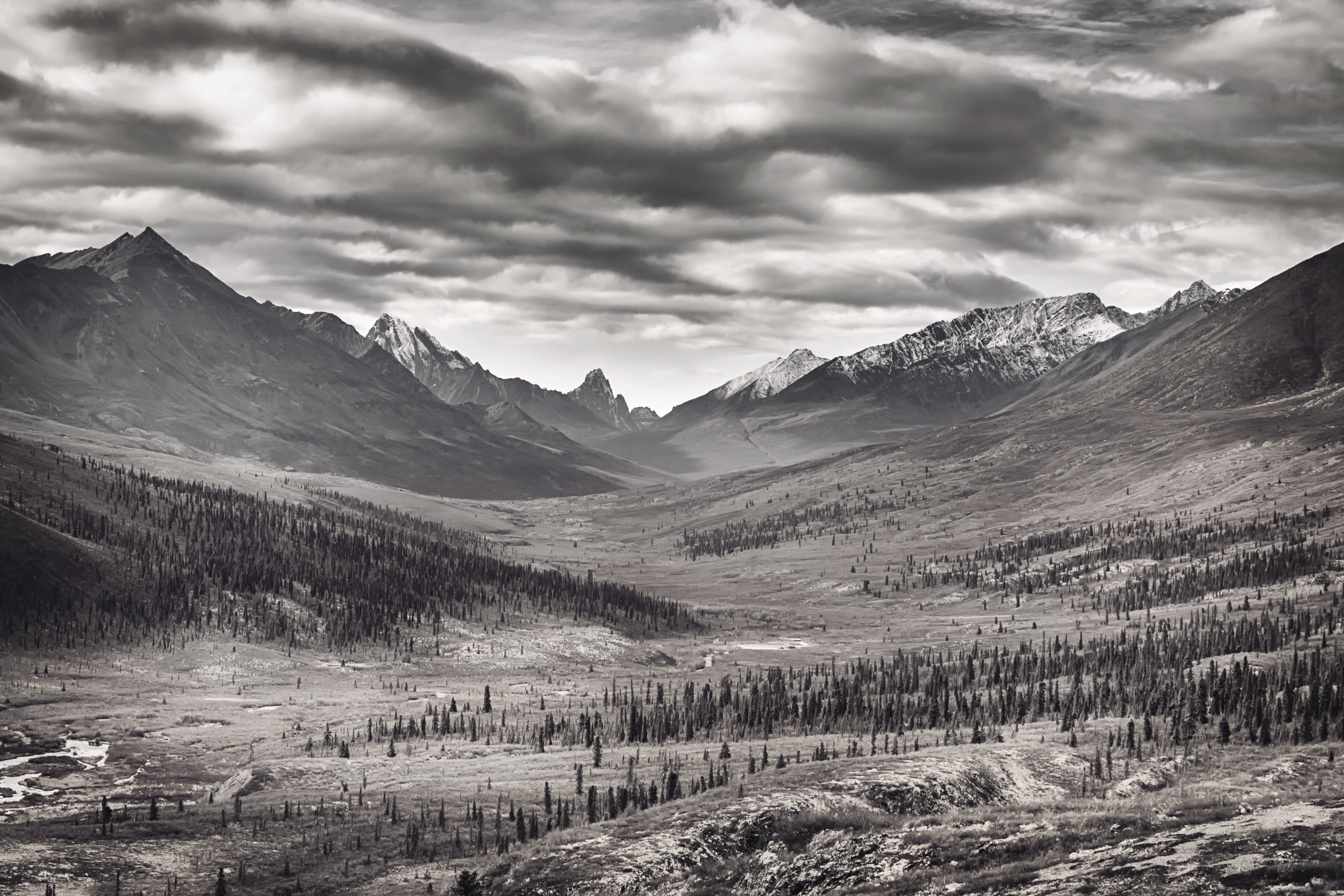 The Glory of the Tombstone - Yukon, Canada