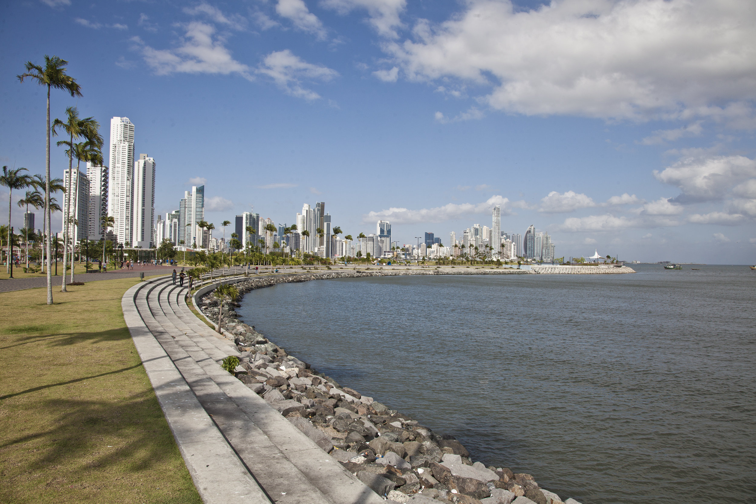 Panama - Across the Blue Planet