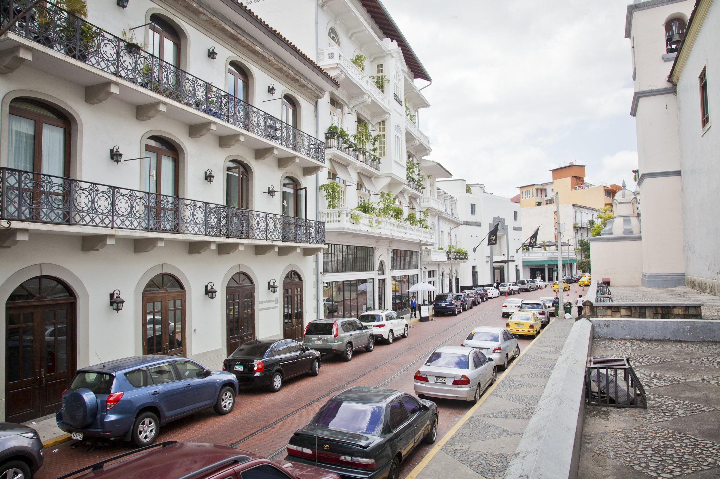 Casa Viejo Panama - Across the Blue Planet