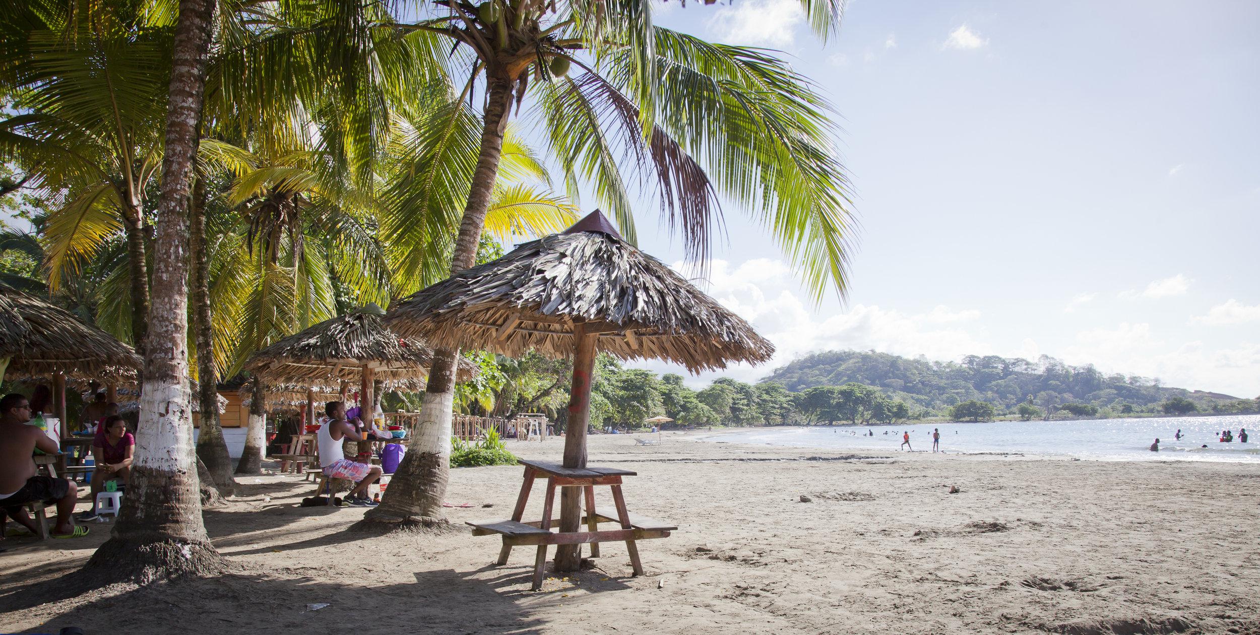 Panama Beach - Across the Blue Planet