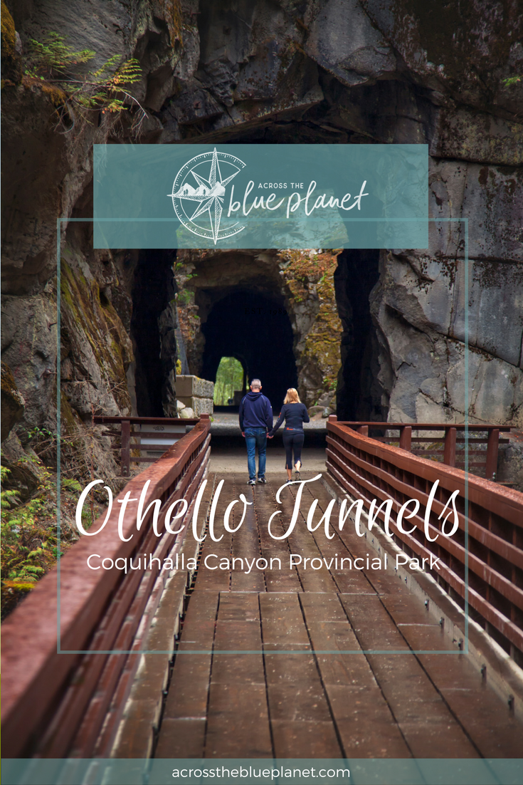 Across the Blue Planet - Othello Tunnels