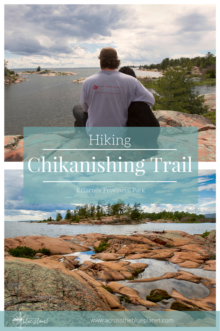 across the blue planet - The Chikanishing Trail
