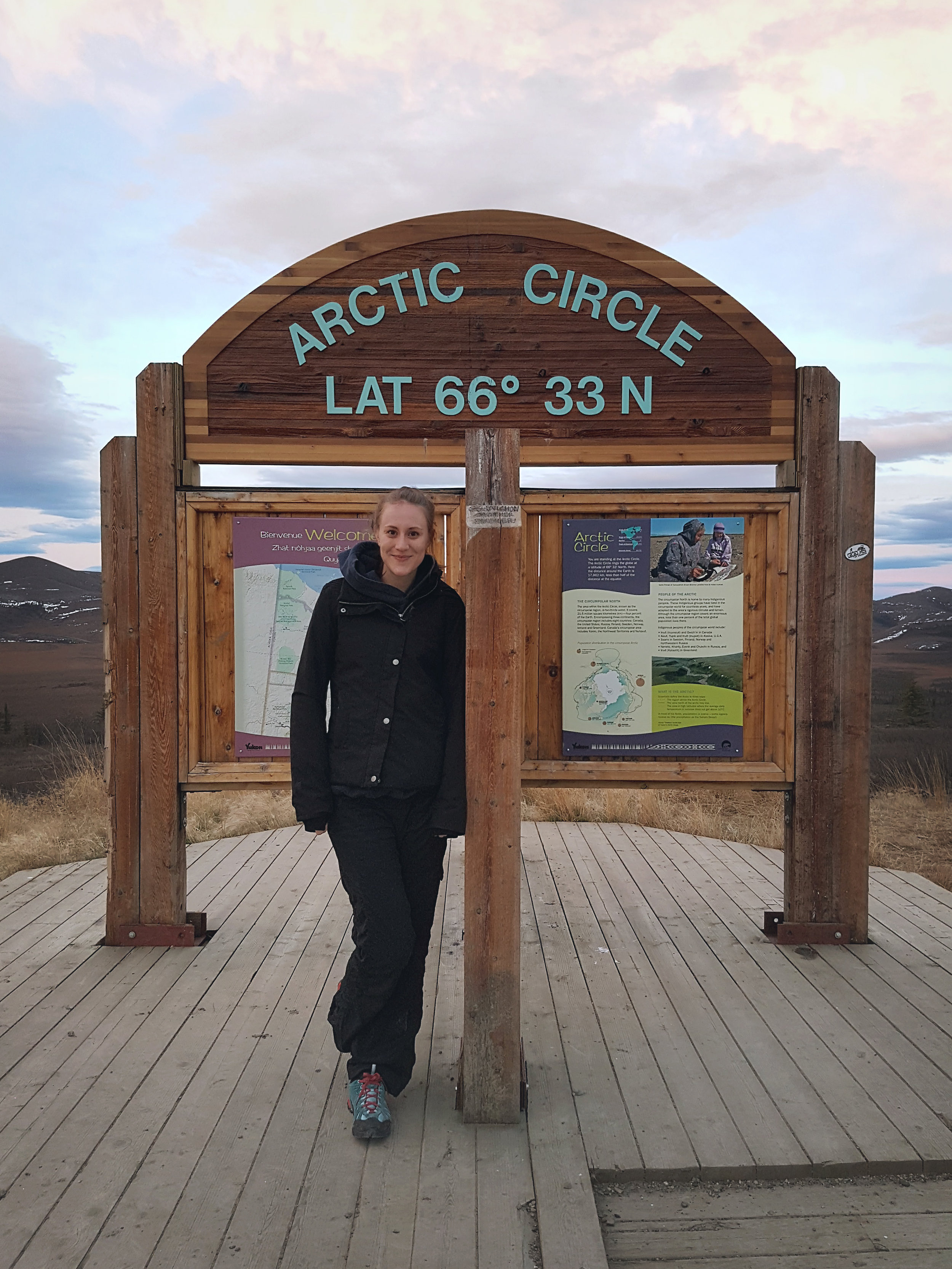 Arctic Circle - Across the Blue Planet