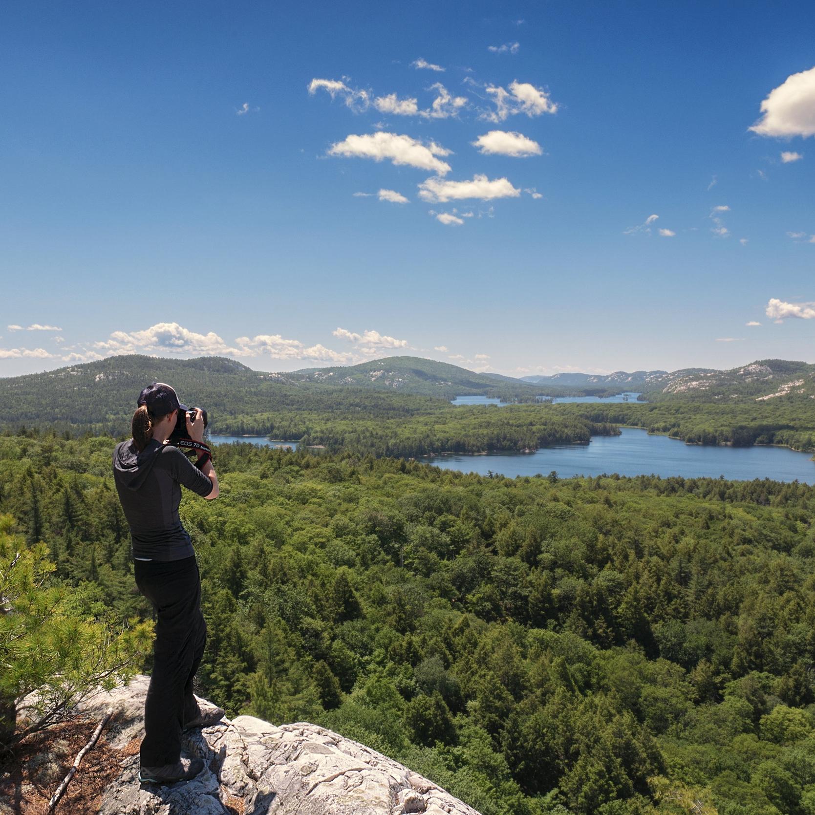 Killarney Provincial Park - Across the Blue Planet