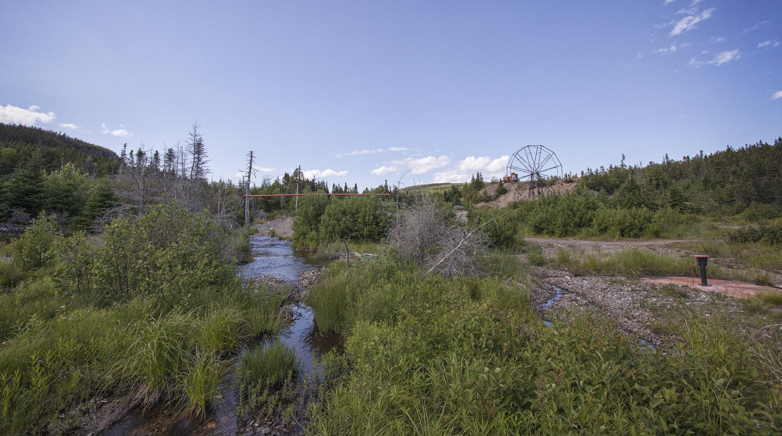 Trinity Loop Amusement Park - Across the Blue Planet