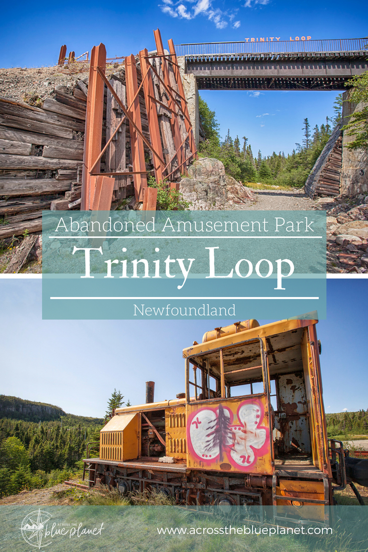 Trinity Loop: Abandoned Amusement Park - Across the Blue Planet