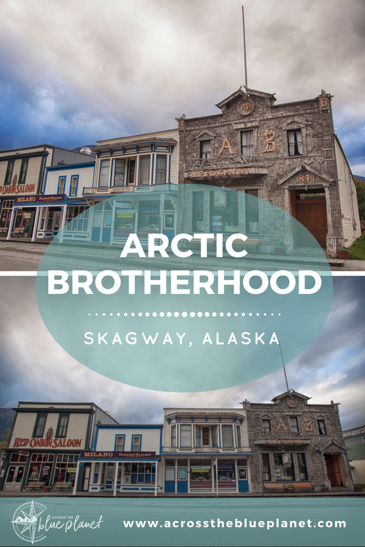 The Arctic Brotherhood - Across the Blue Planet
