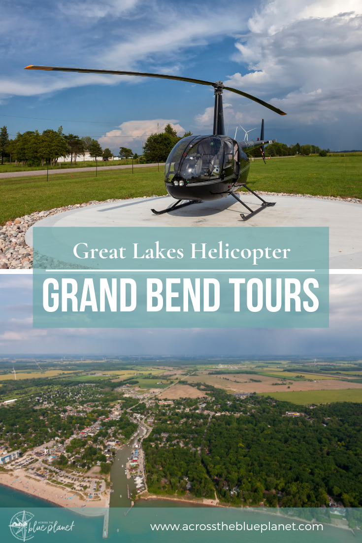 Grand Bend Helicopter Tours