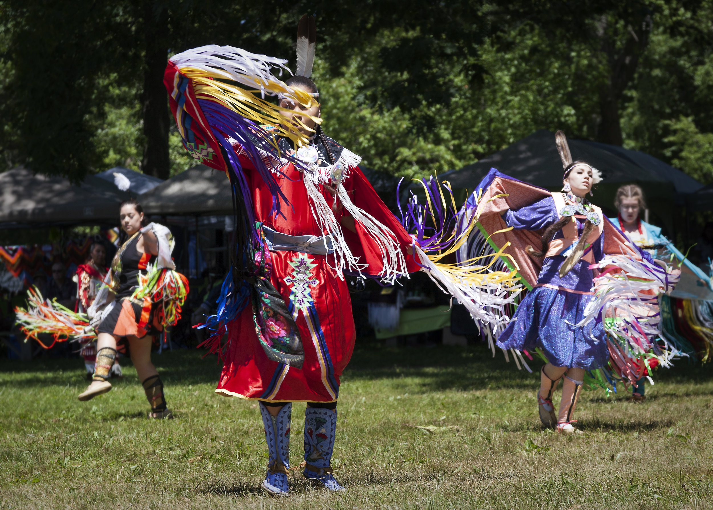 Kettle Point Pow Wow 2019