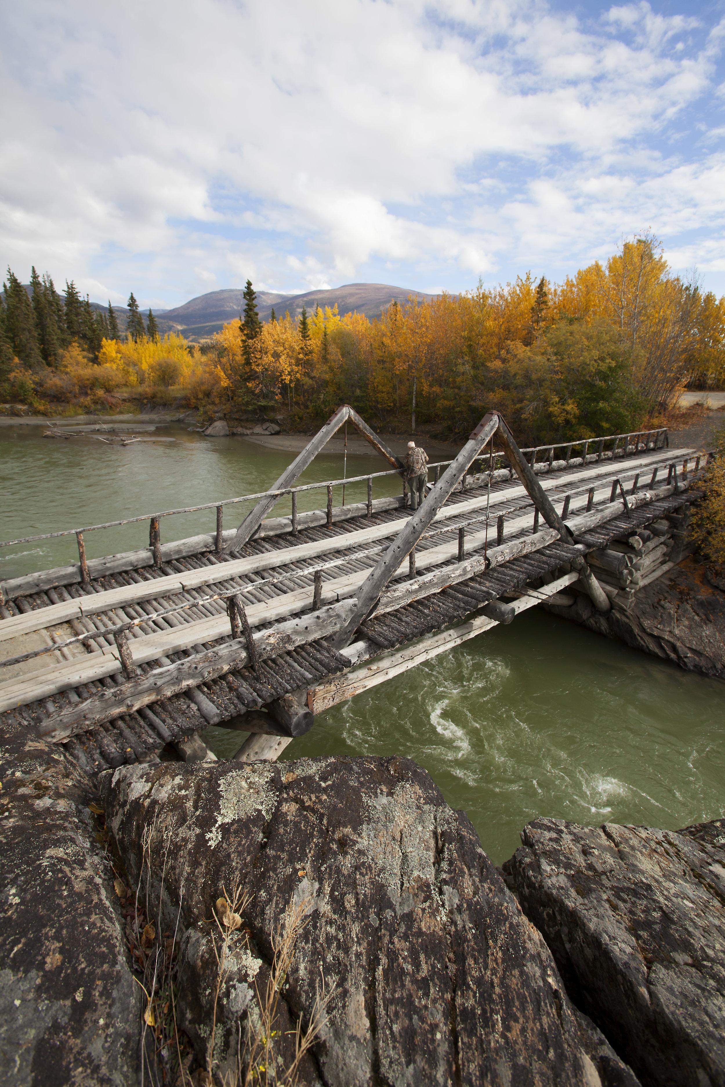 Kluane Yukon - Across the Blue Planet